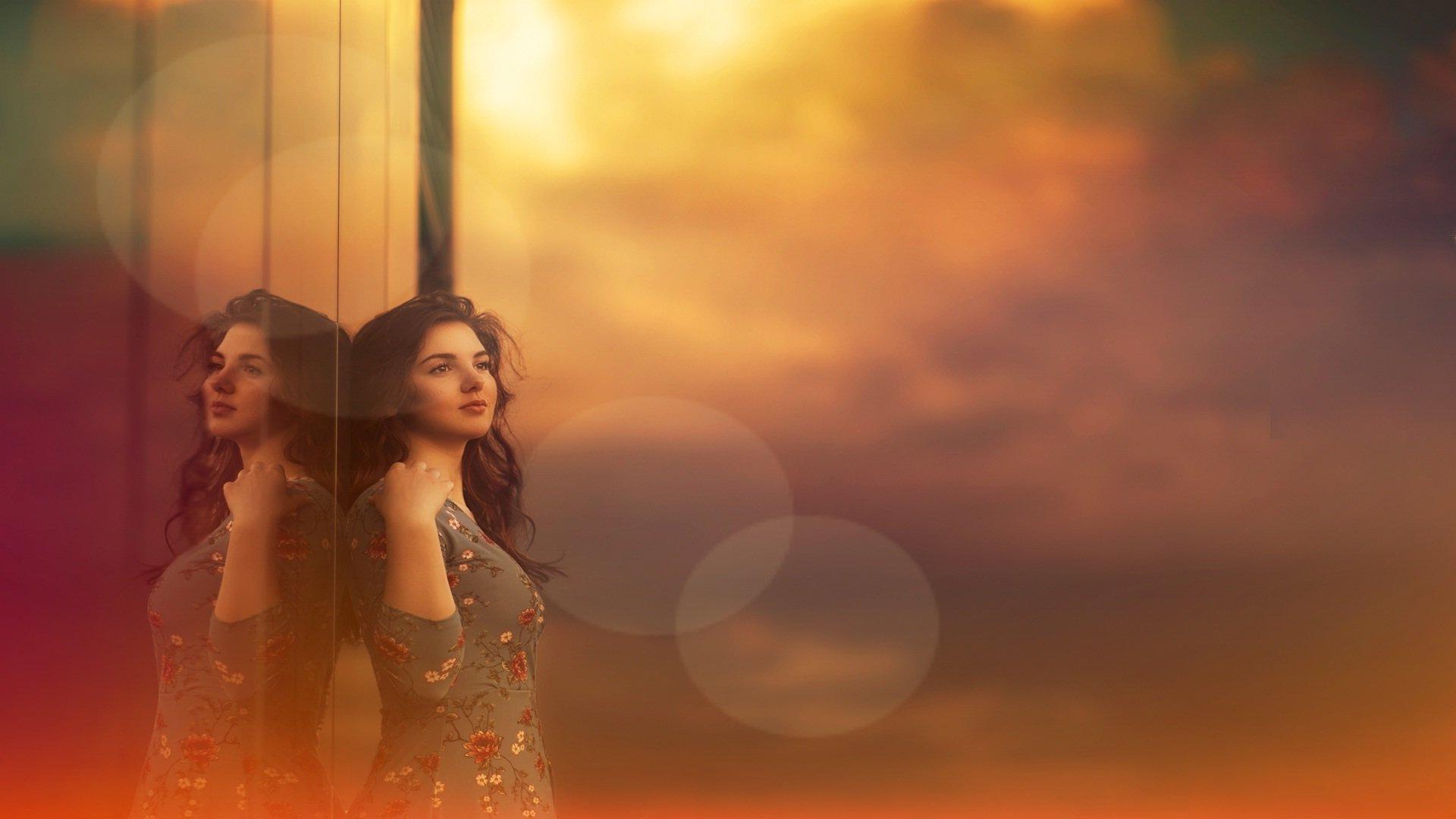 Beautiful Indian Girl , HD Wallpaper & Backgrounds