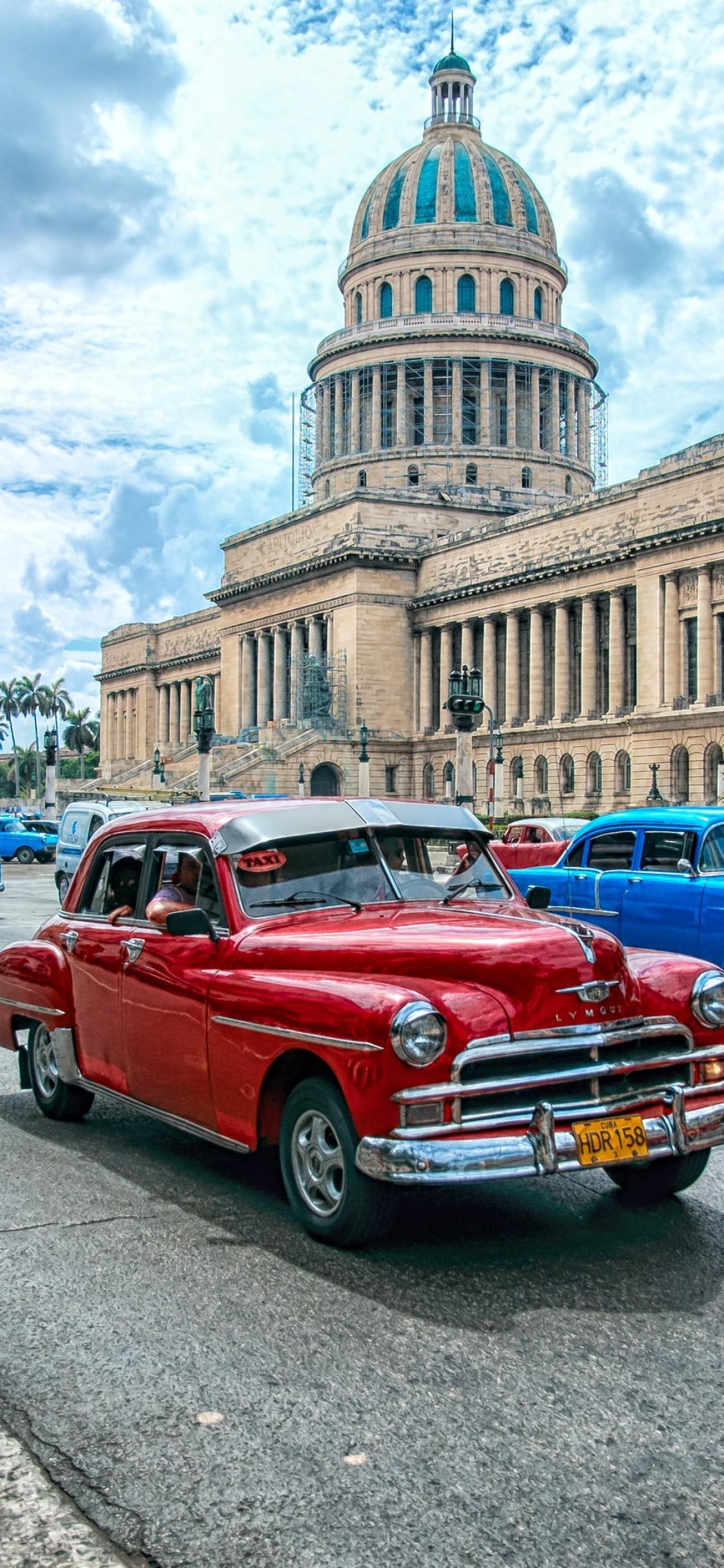 Cuban Flag Wallpaper - National Capital Building , HD Wallpaper & Backgrounds