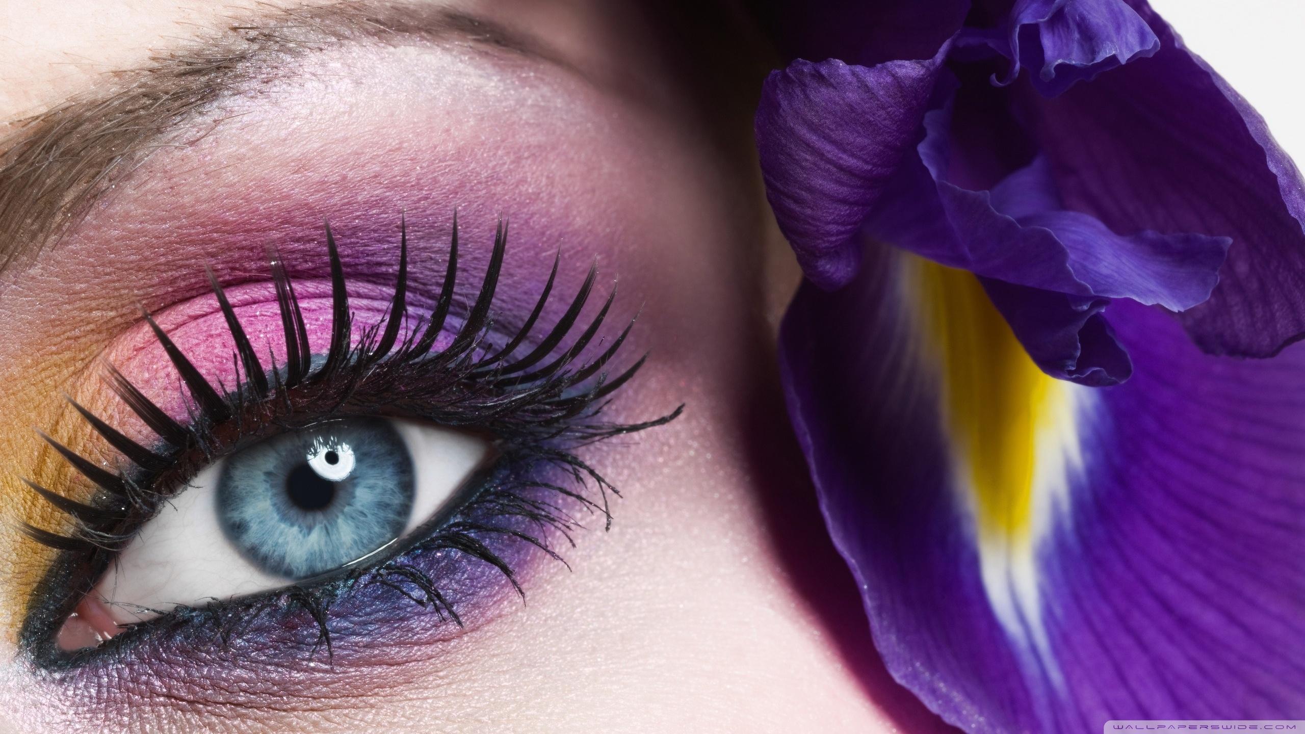 Beautiful Girls Eyes , HD Wallpaper & Backgrounds