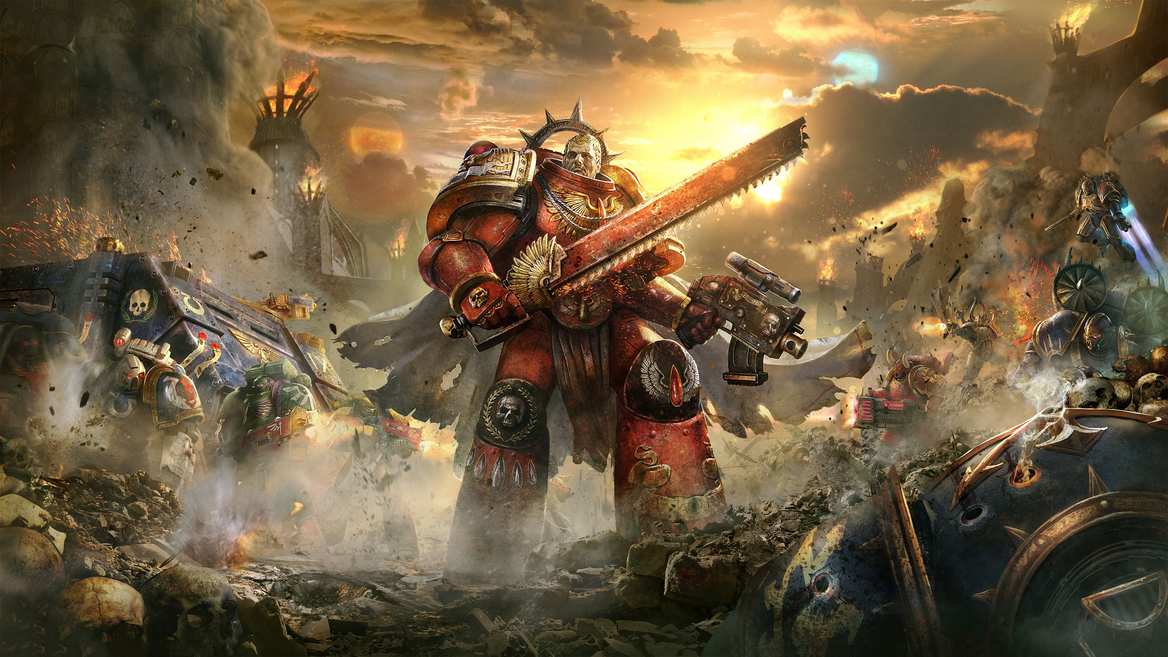 Warhammer 40000 Hd Games 4k Wallpaper Images Data Src Warhammer 40k Wallpaper 4k 3093754 Hd Wallpaper Backgrounds Download
