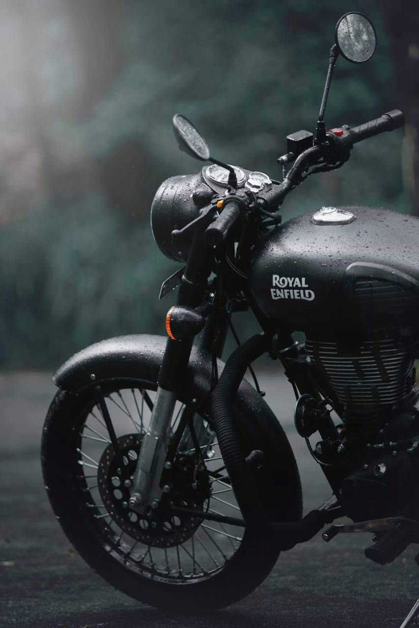Royal Enfield Photography , HD Wallpaper & Backgrounds
