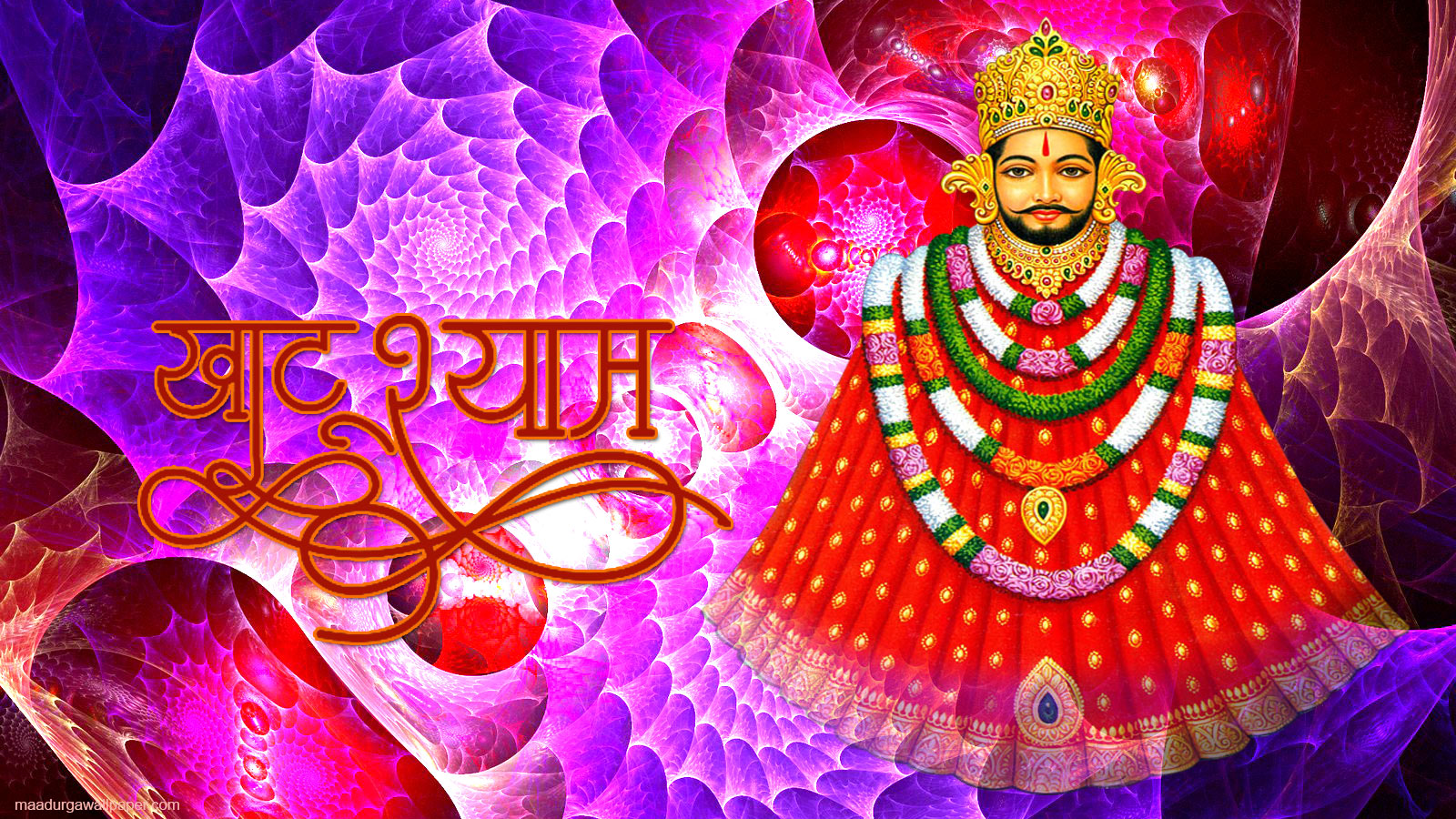 Shyam Baba Wallpaper Shri Khatu Shyam Ji Mandir 3095808 Hd Wallpaper Backgrounds Download