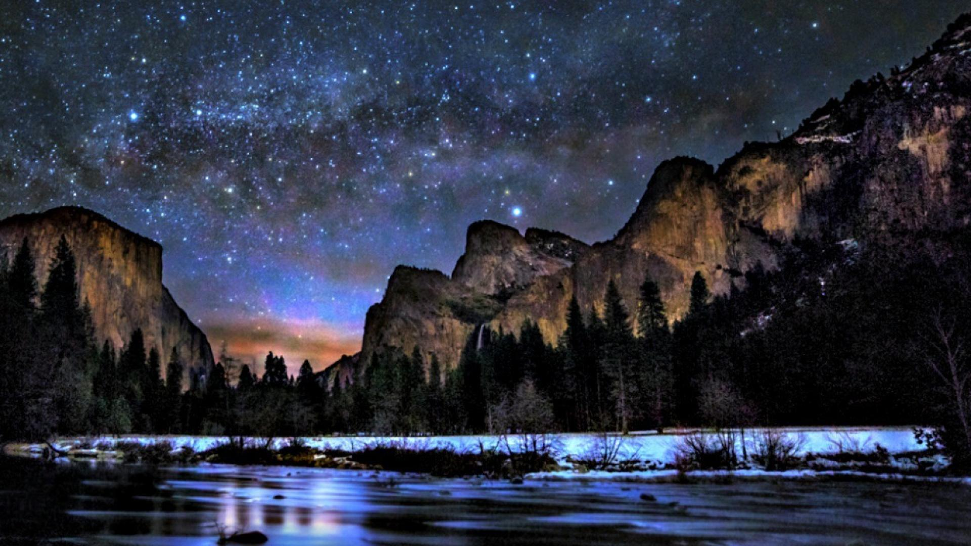 Way Peaceful Sky Lovely Yosemite National Park Wallpaper Yosemite National Park 3097114 Hd Wallpaper Backgrounds Download