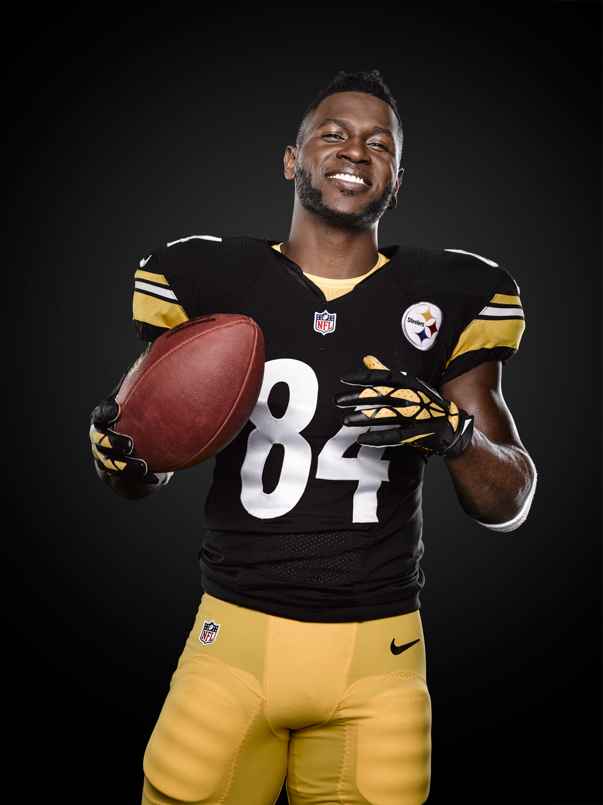 Antonio Brown Ea Sports 3098429 Hd Wallpaper Backgrounds Download