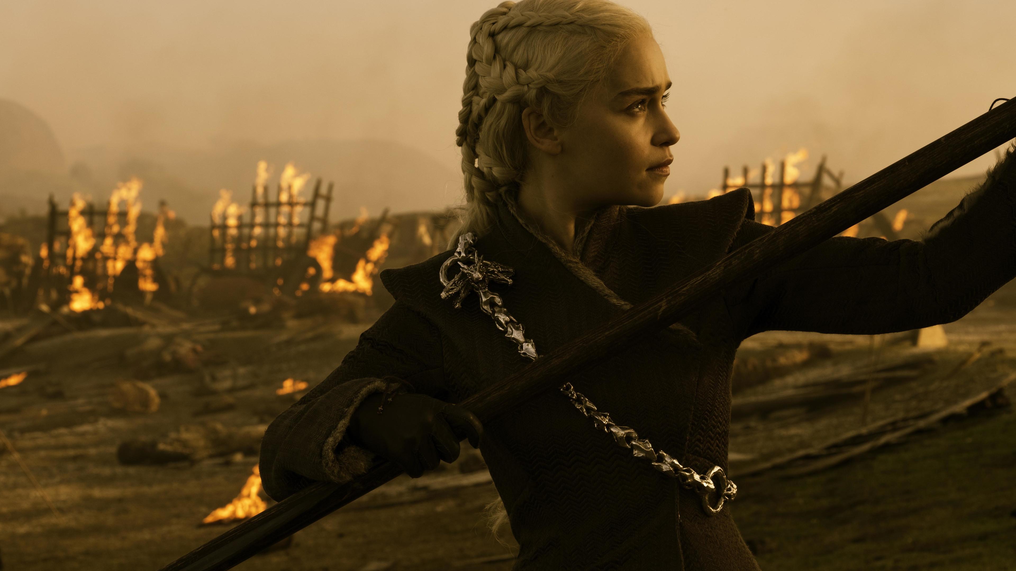 Game Of Thrones Ultra Hd 4k Wallpapers - Daenerys Spoils Of War , HD Wallpaper & Backgrounds