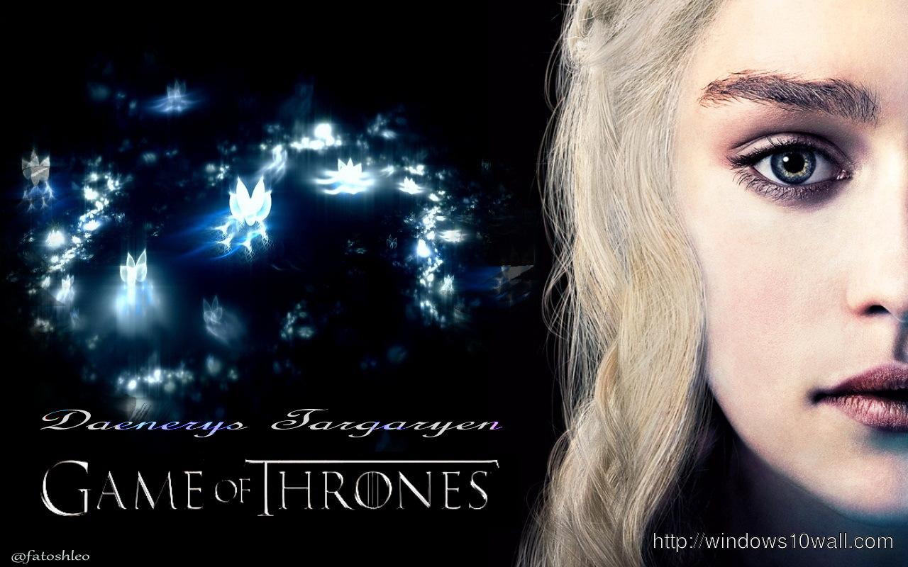 Daenerys Targaryen Wallpaper Daenerys Targaryen 34193531 , HD Wallpaper & Backgrounds