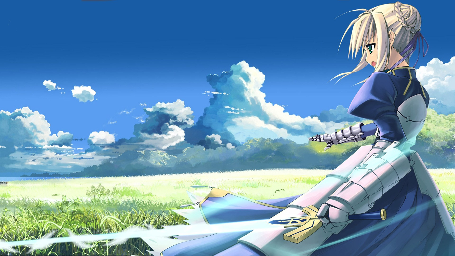 Wallpaper 1 From Fate Stay Night Hinh Nen Anime Pc 310240