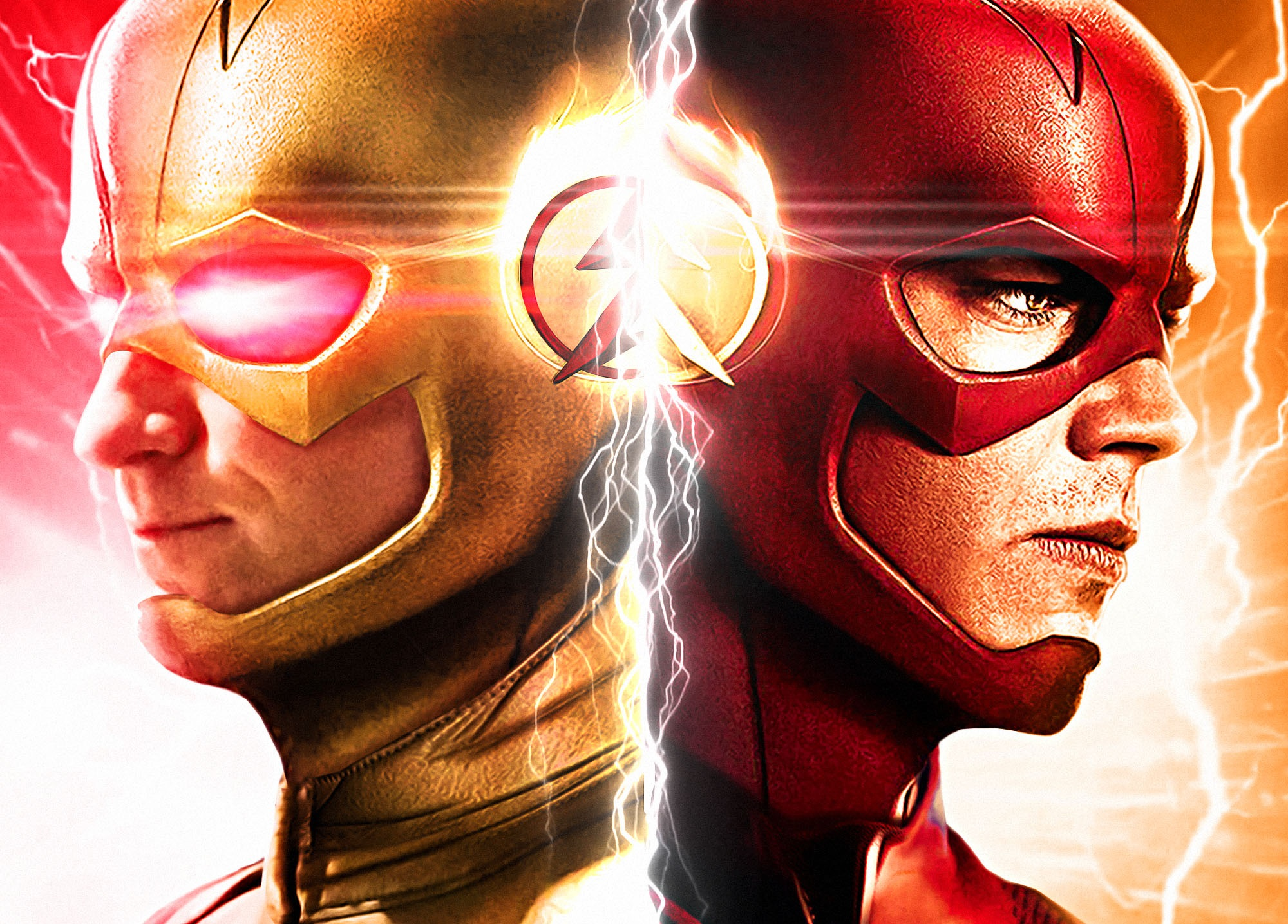 Reverse Flash Flash Wallpaper And Background Eobard Thawne