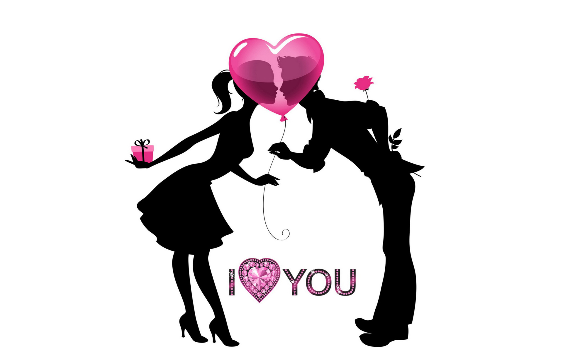 Love Wallpaper Hd For Mobile 497288 - Happy Valentine Day Purpose , HD Wallpaper & Backgrounds
