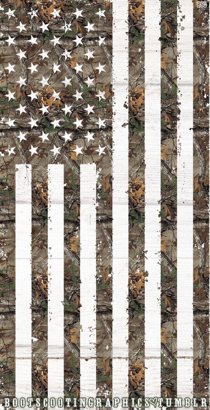 Redneck Camo Wallpaper
