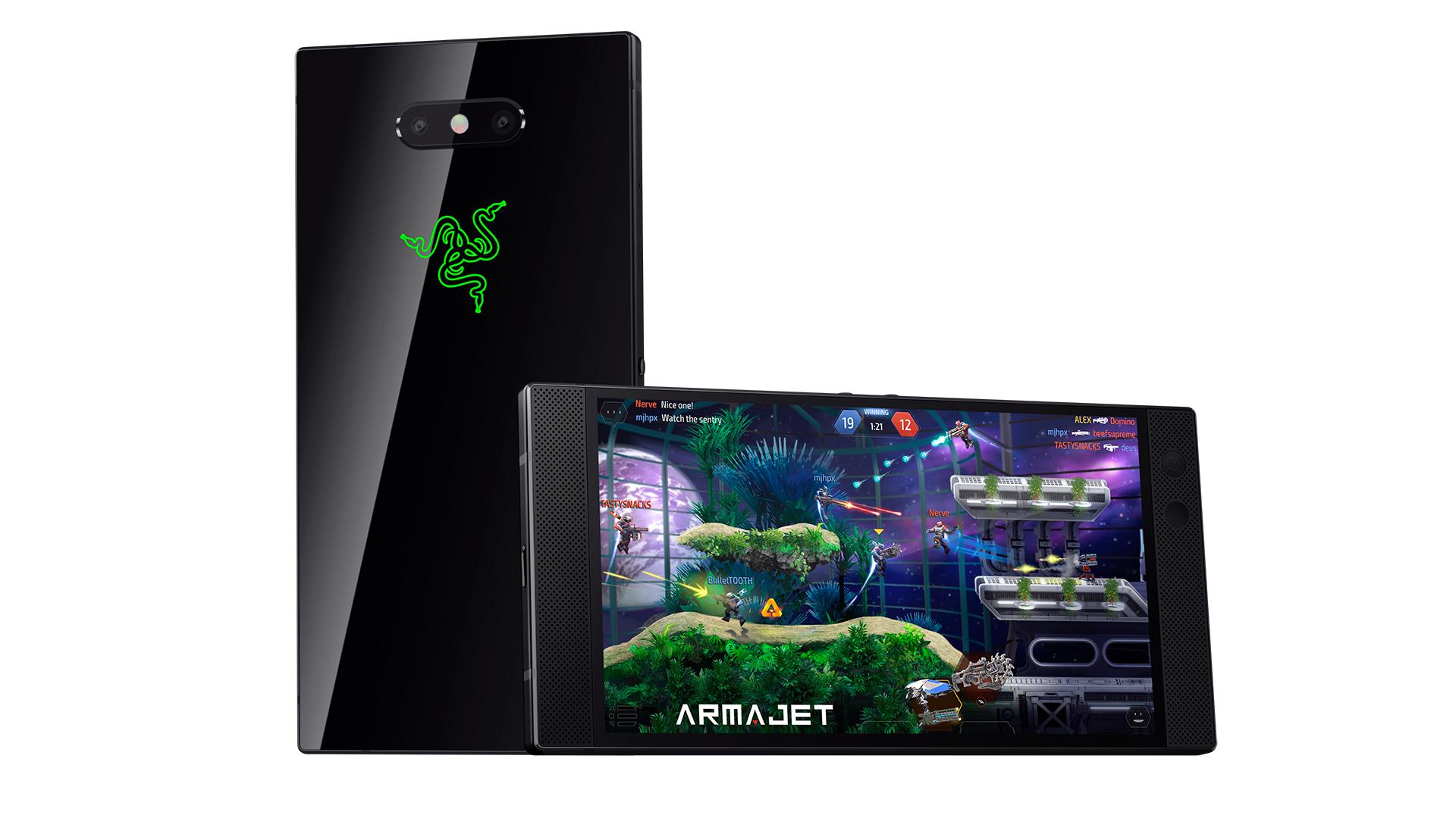 Razer Phone - Announce - Razer Phone 2 Android Pie , HD Wallpaper & Backgrounds
