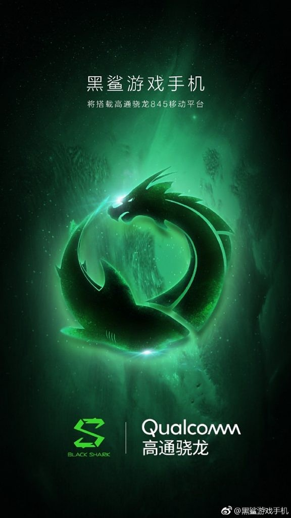Black Shark Xiaomi Xiaomi Black Shark Logo 314312 Hd Wallpaper Backgrounds Download
