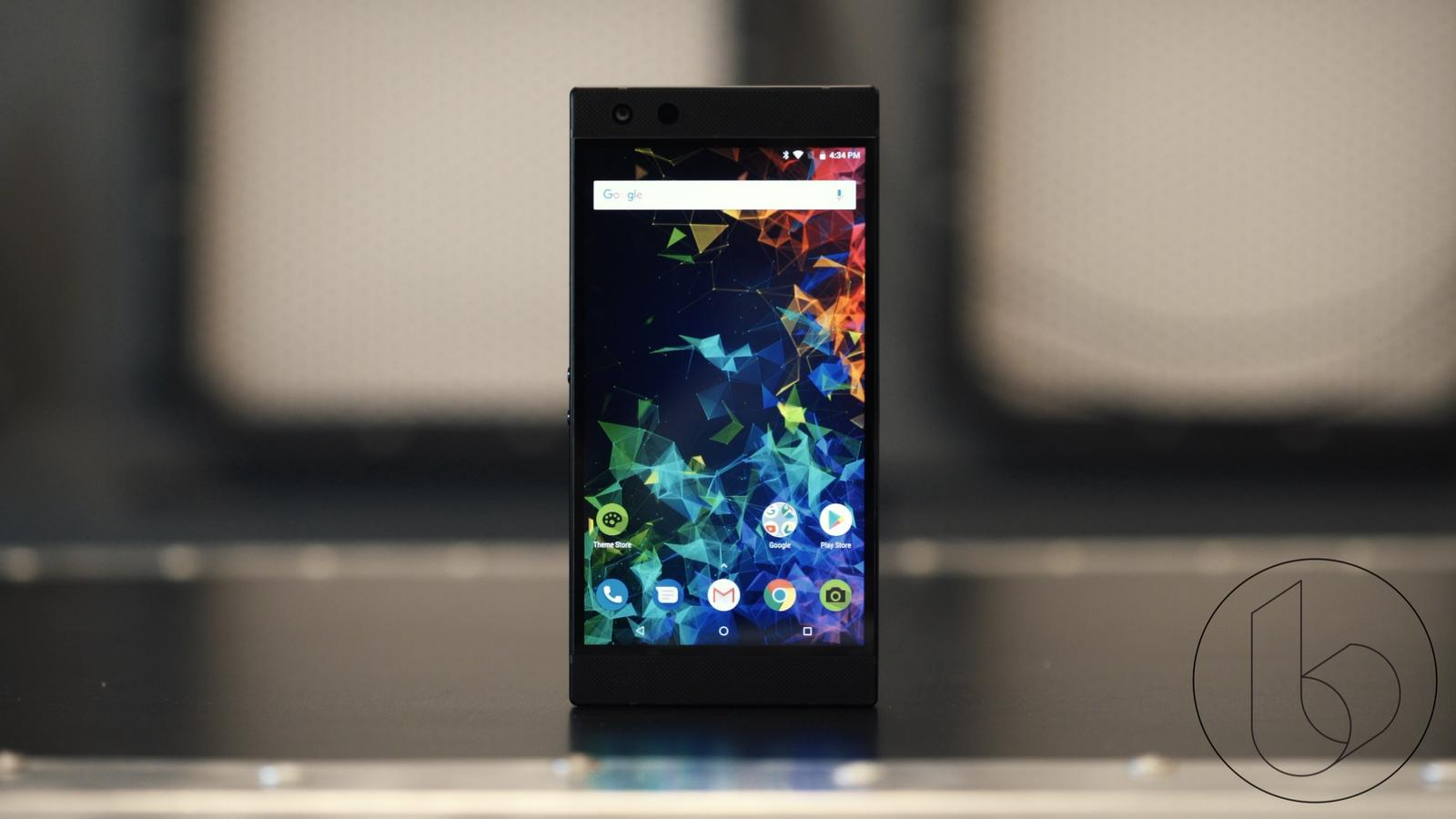 The Razer Phone 2 Is Here And It Has A Glowing Logo - Smartphone , HD Wallpaper & Backgrounds