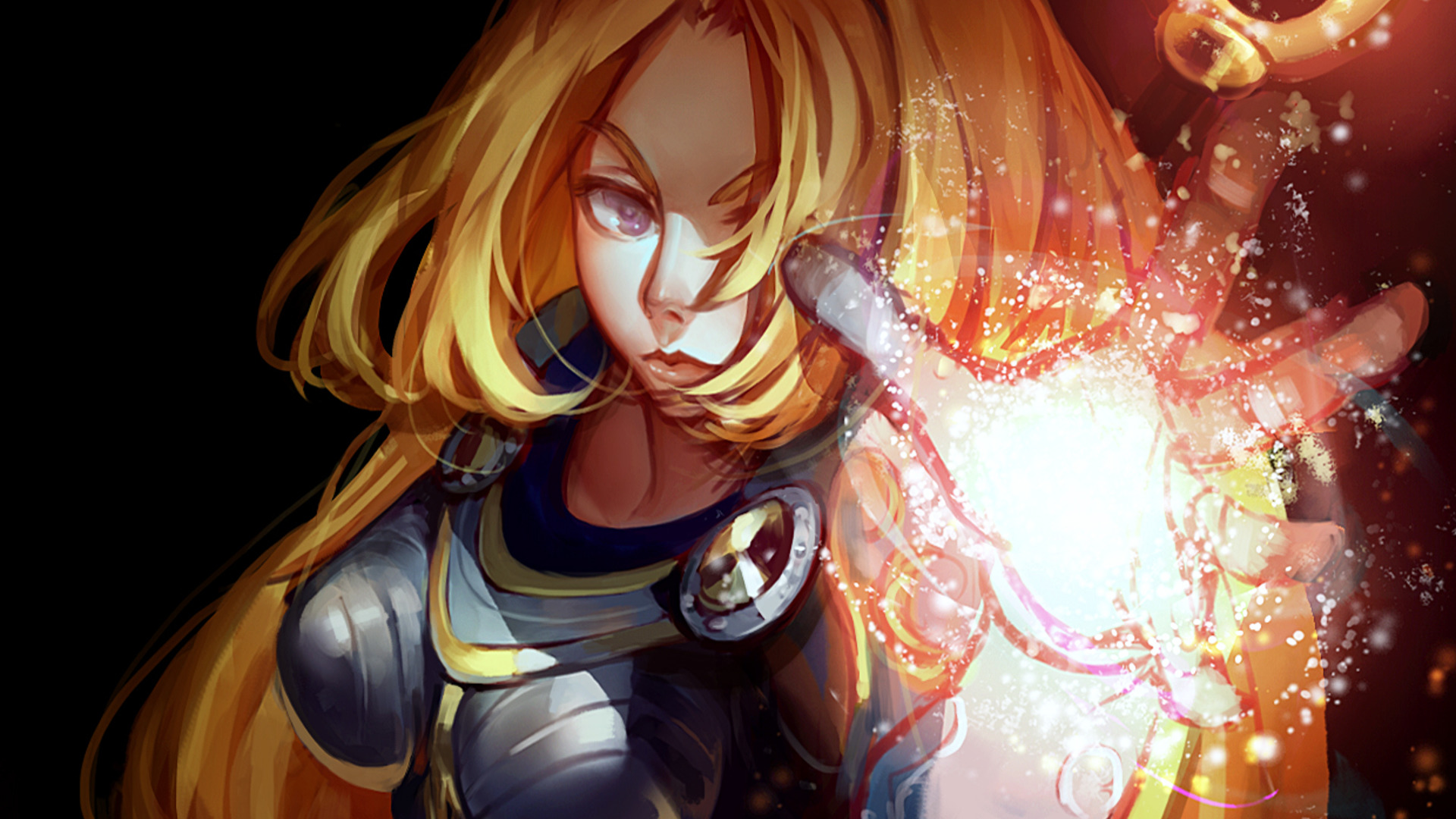 Fantasy Art Lux Lux League Of Legends Wallpaper And Lux Lol