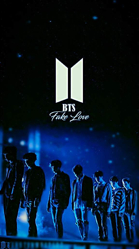 Bts Fake Love Wallpaper - Bts Album Fake Love , HD Wallpaper & Backgrounds