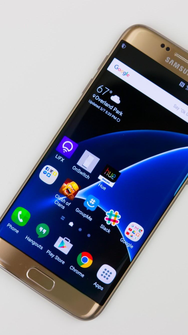 Samsung Galaxy S7 Wallpaper 4k Samsung Galaxy S7 316873 Hd Wallpaper Backgrounds Download