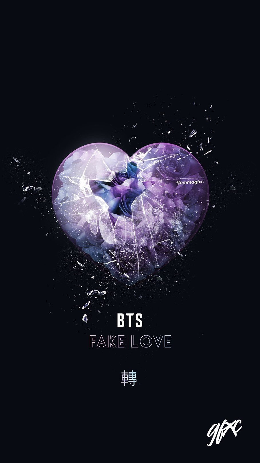 I'm So Sick Of This Fake Love Fake Love - Bts Fake Love Lyrics , HD Wallpaper & Backgrounds