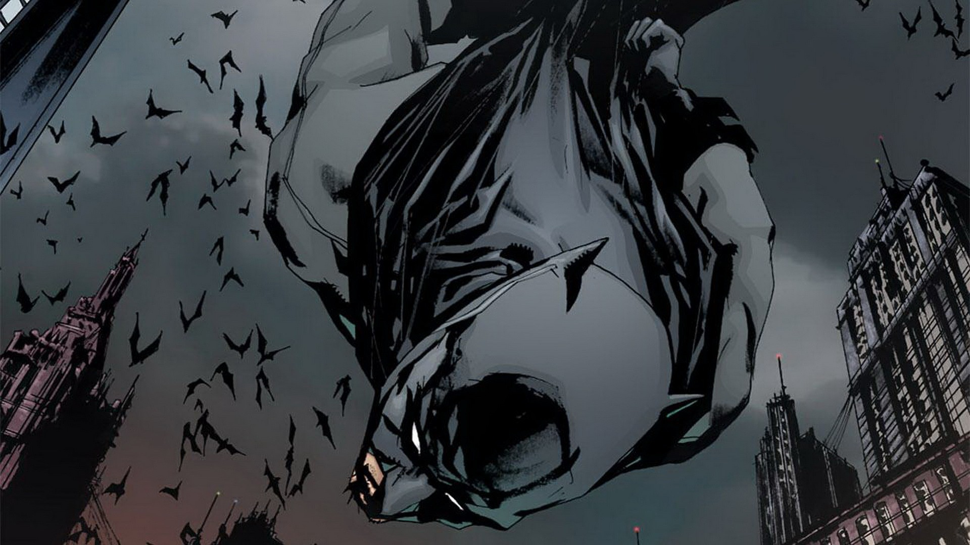 Batman Dc Universe Hd Wallpaper Dc Comics Batman Wallpaper