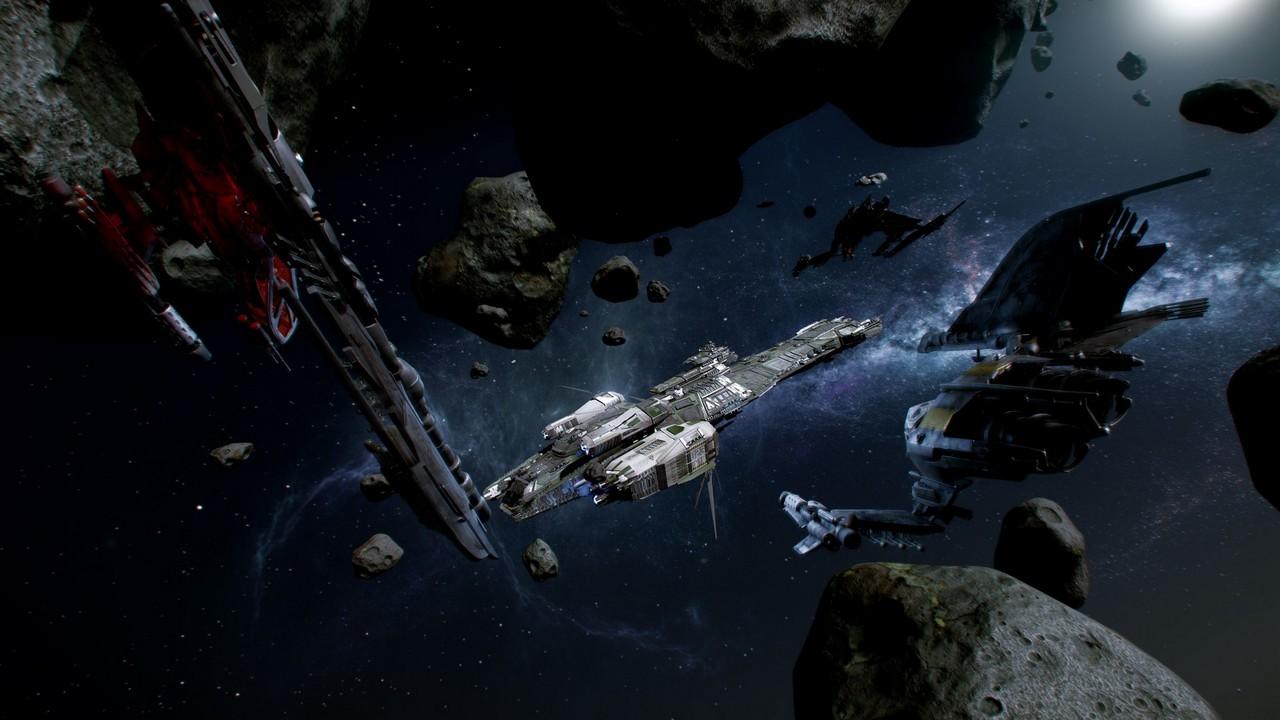 Star Citizen - Space Fighter Star Citizen , HD Wallpaper & Backgrounds