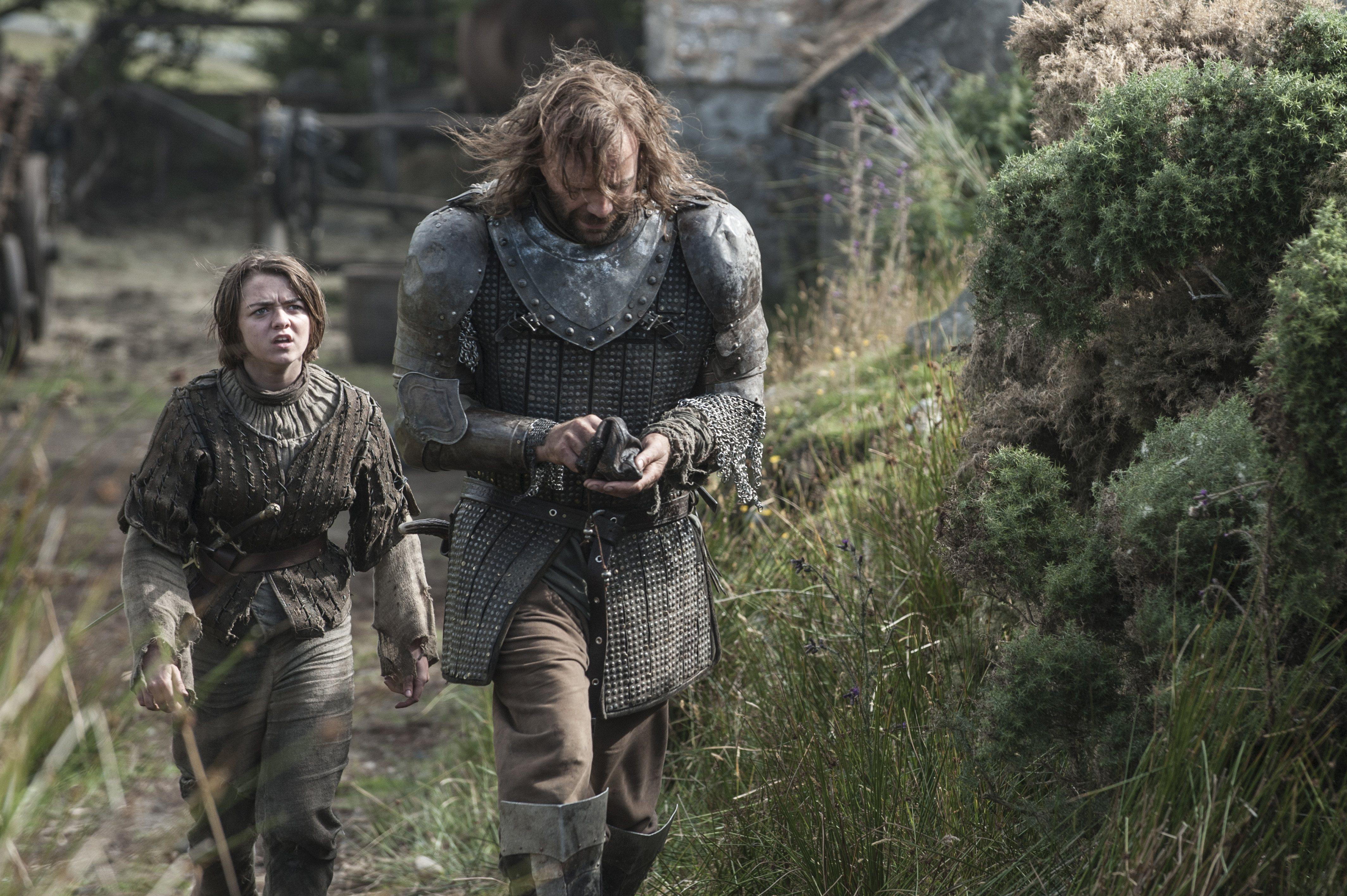 Arya Stark Wallpaper Hd - Game Of Thrones Season 4 Episode 3 , HD Wallpaper & Backgrounds