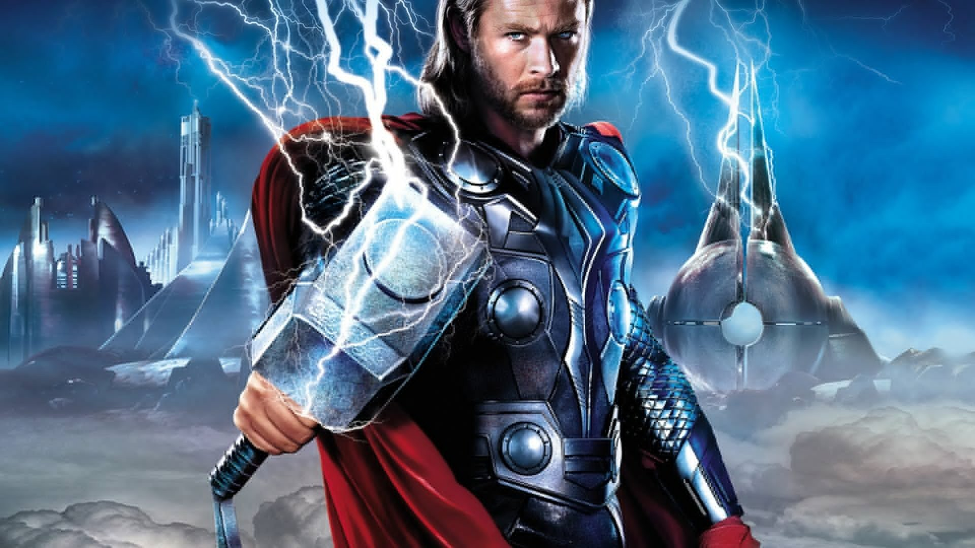Chris Hemsworth Avengers Thor 3101928 Hd Wallpaper Backgrounds Download