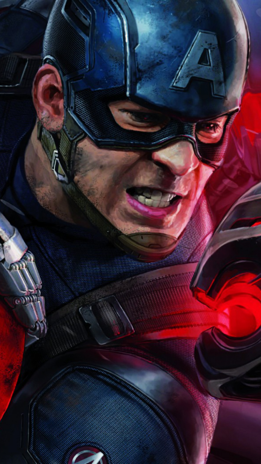 Captain America Hd Wallpaper For Android (#3102136) - HD ...