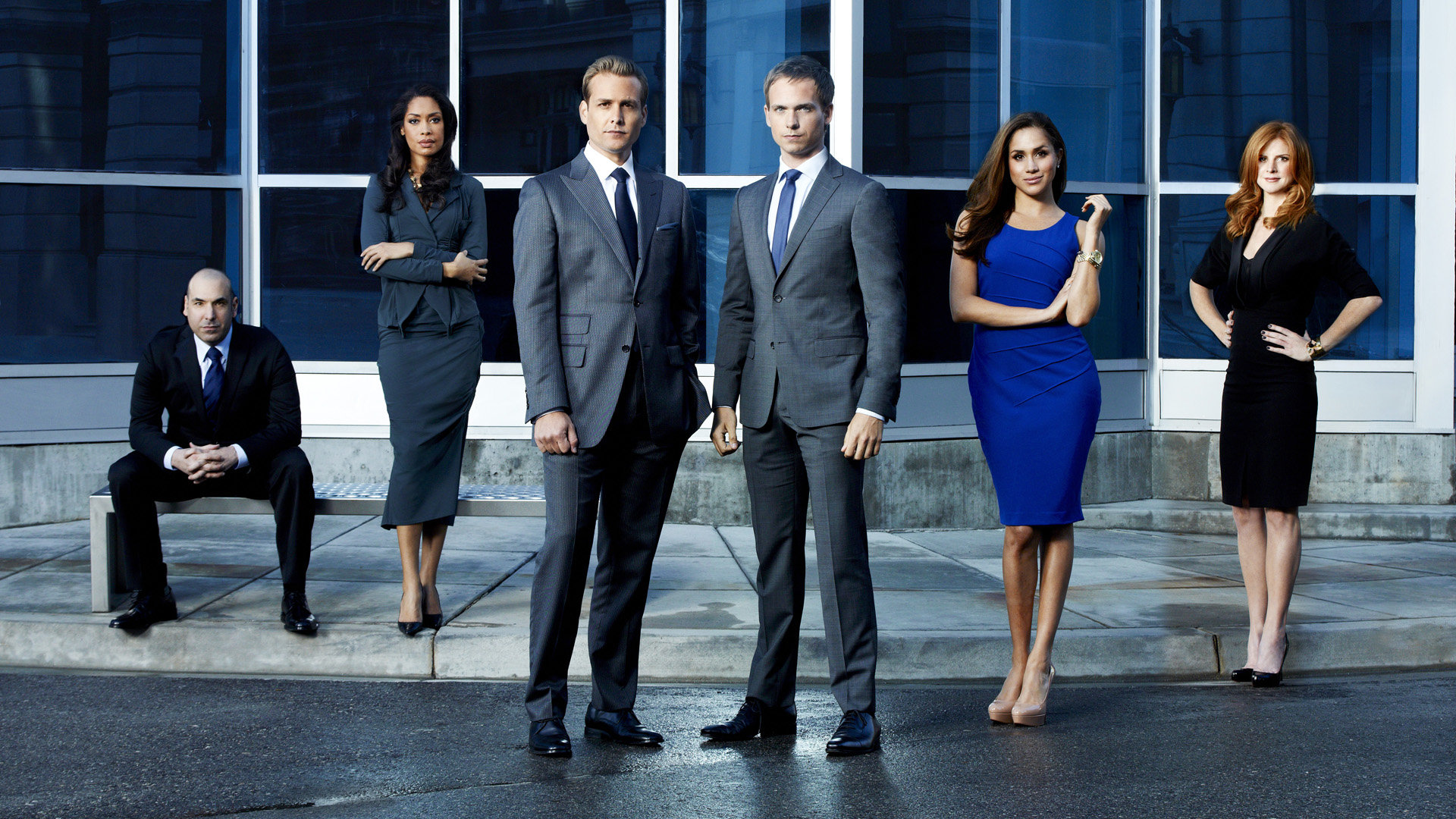 Best Suits Background Id - Suits Season 4 , HD Wallpaper & Backgrounds