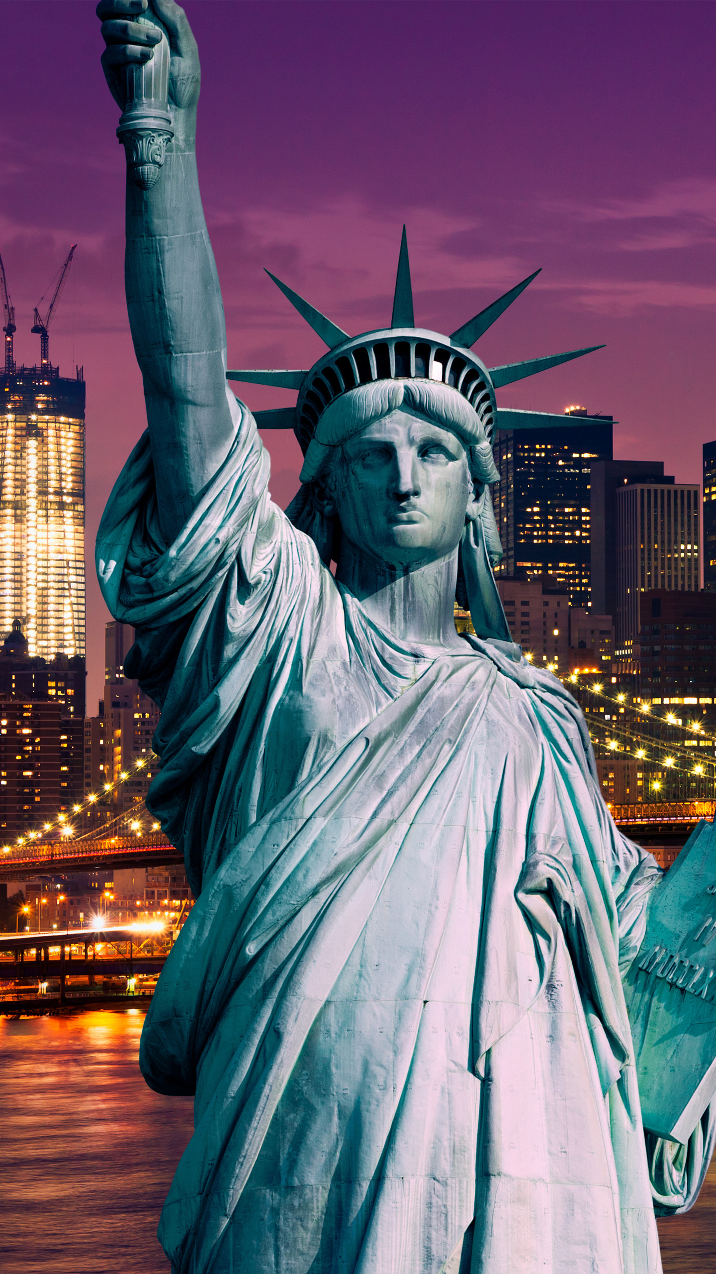 48 New Statue Of Liberty Wallpapers, Statue Of Liberty - Background Statue Of Liberty , HD Wallpaper & Backgrounds