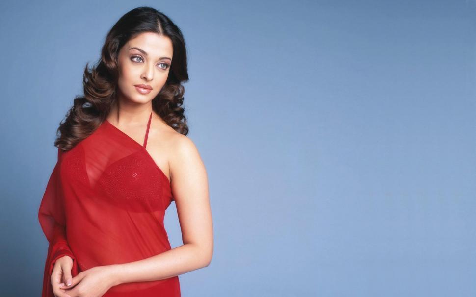 Aishwarya Rai Red Saree Wallpaper,aishwarya Rai Hd - Aishwarya Rai Hot And Sexy , HD Wallpaper & Backgrounds