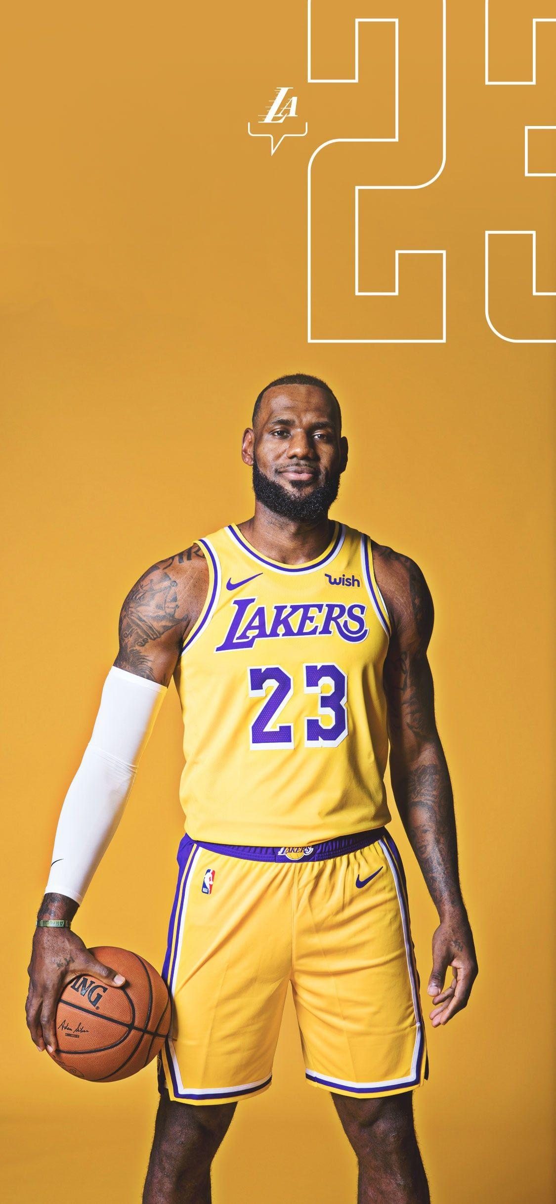Lebron James Wallpaper Lakers , HD Wallpaper & Backgrounds