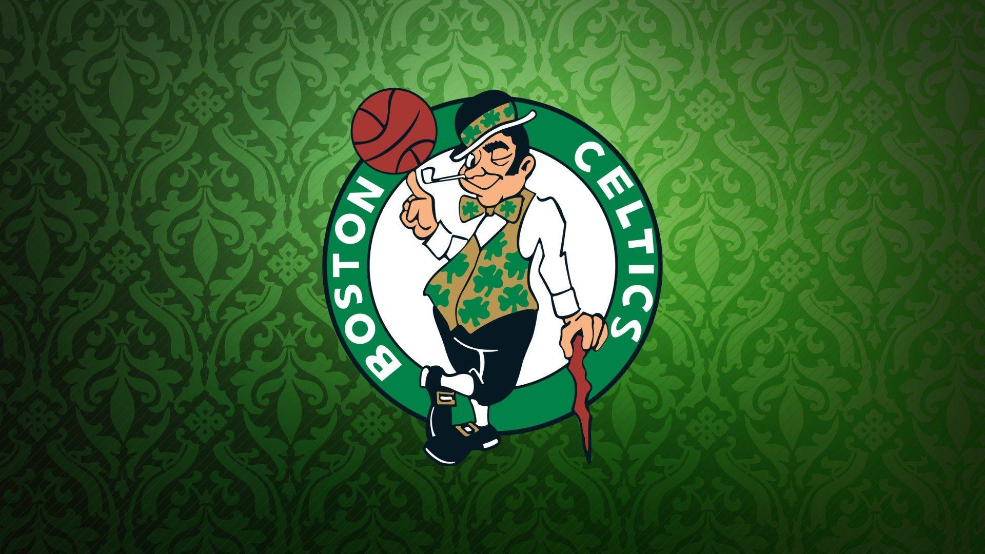 Hd Boston Celtics Logo Wallpaper - Logo Wallpaper Boston Celtics , HD Wallpaper & Backgrounds