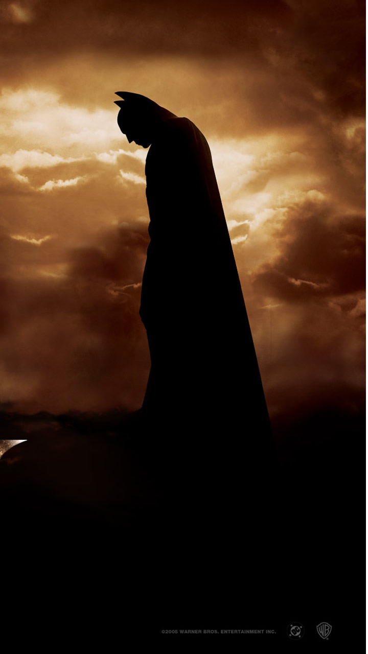 Batman Clouds Galaxy S3 Wallpaper - Batman Begins , HD Wallpaper & Backgrounds