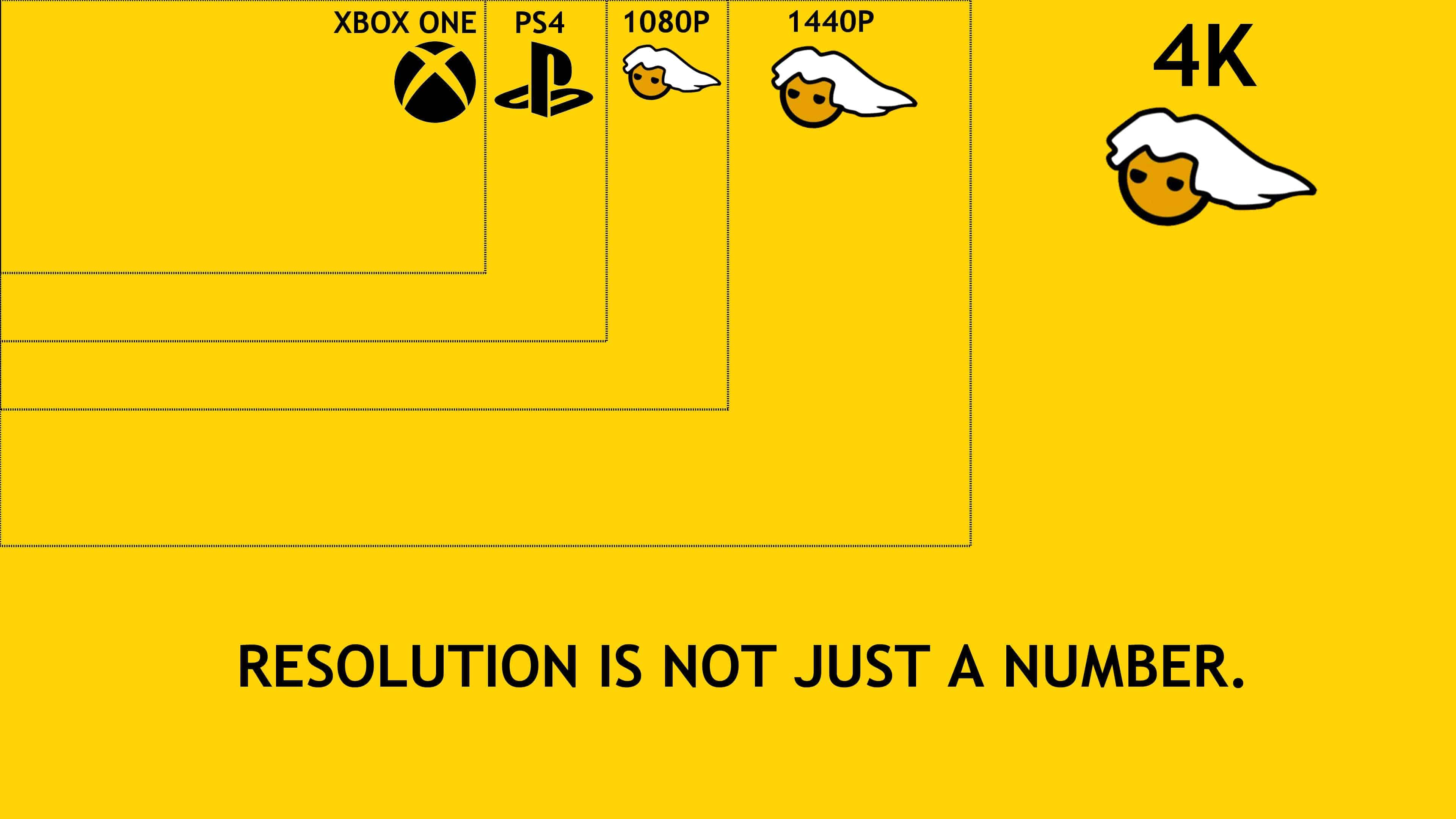 Resolution Isnt Just A Number Pc Master Race Uhd 4k Pc Master Race Not 3109405 Hd Wallpaper Backgrounds Download