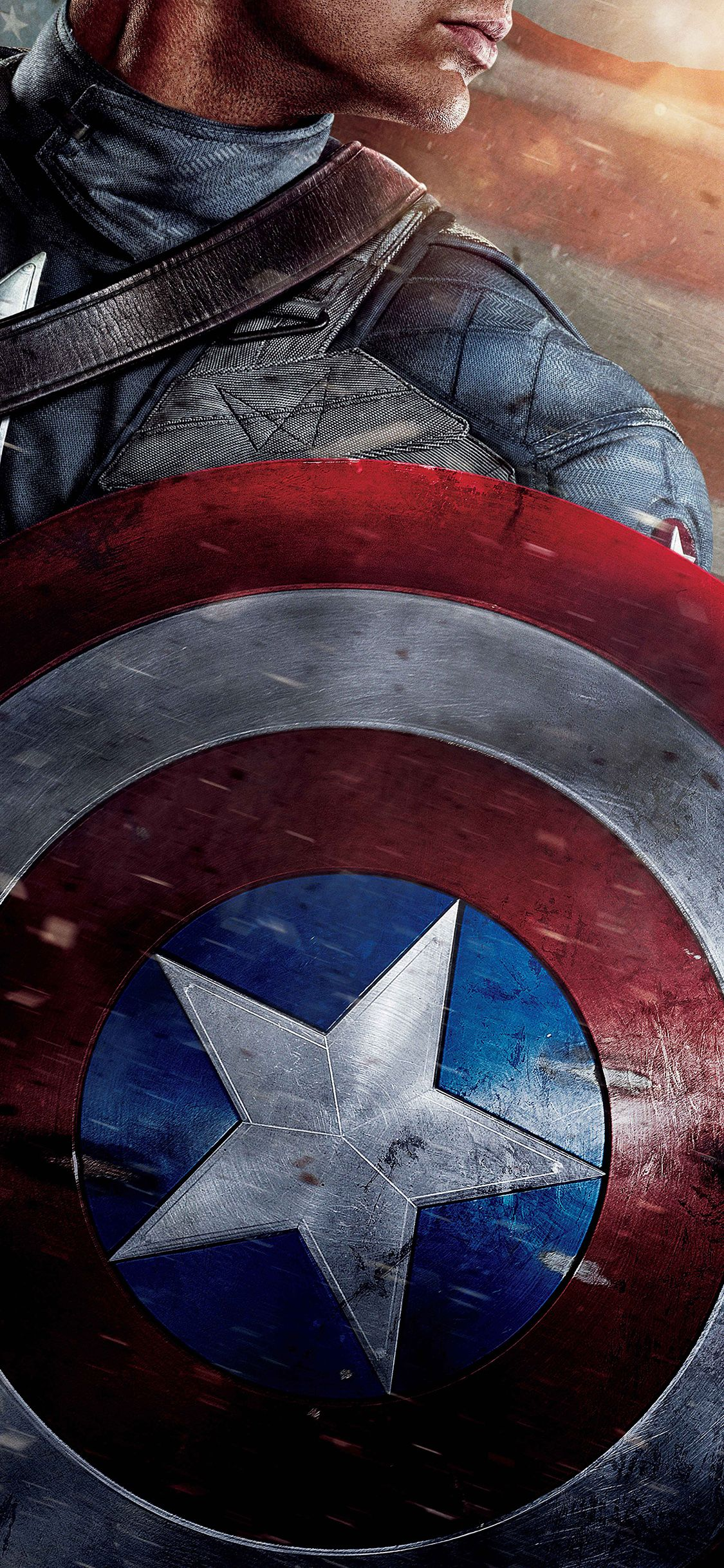 Iphone X Wallpaper - Captain America Wallpaper 4k For Android , HD Wallpaper & Backgrounds