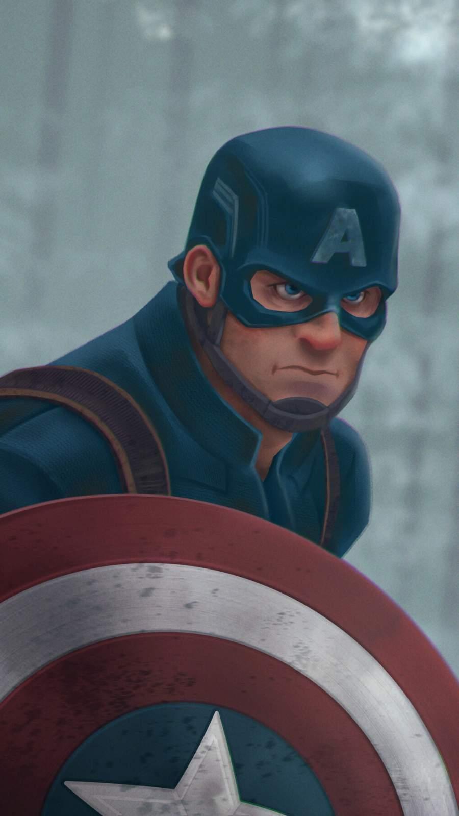 Captain America , HD Wallpaper & Backgrounds