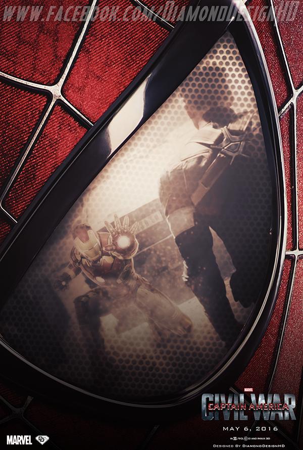 Spider Man 4 Fan Made Poster , HD Wallpaper & Backgrounds