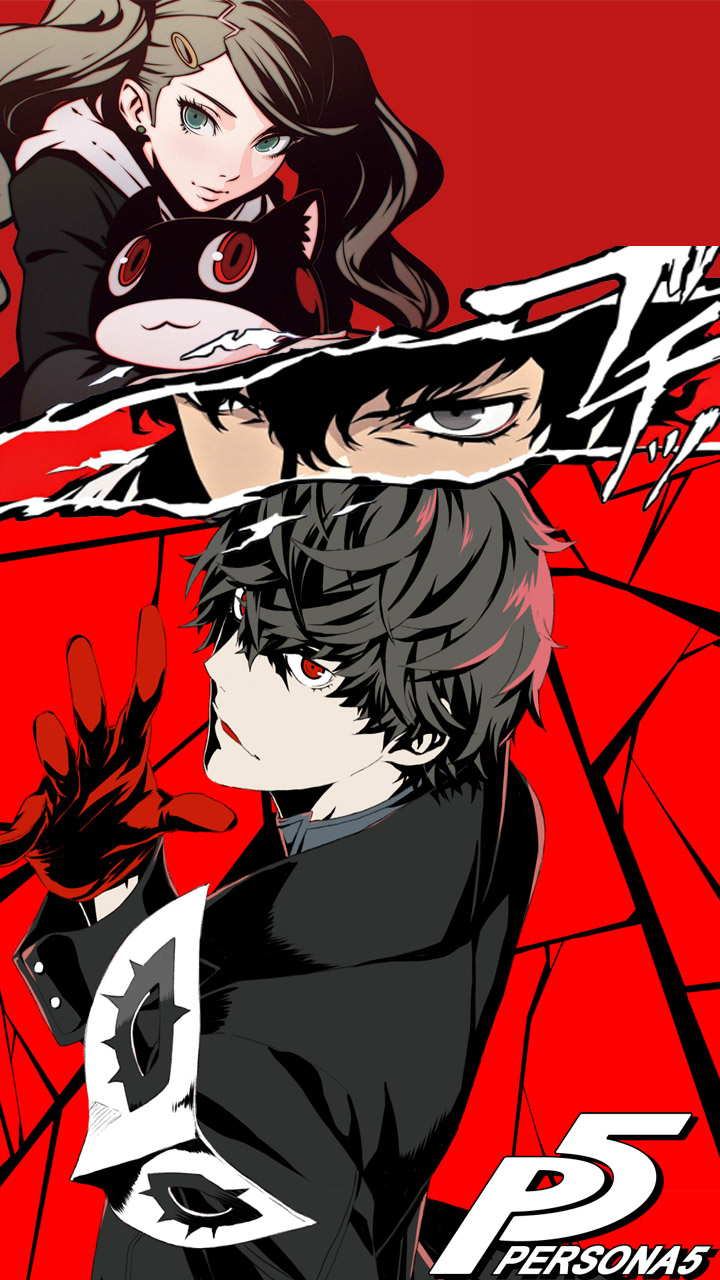 Persona 5 Iphone X , HD Wallpaper & Backgrounds