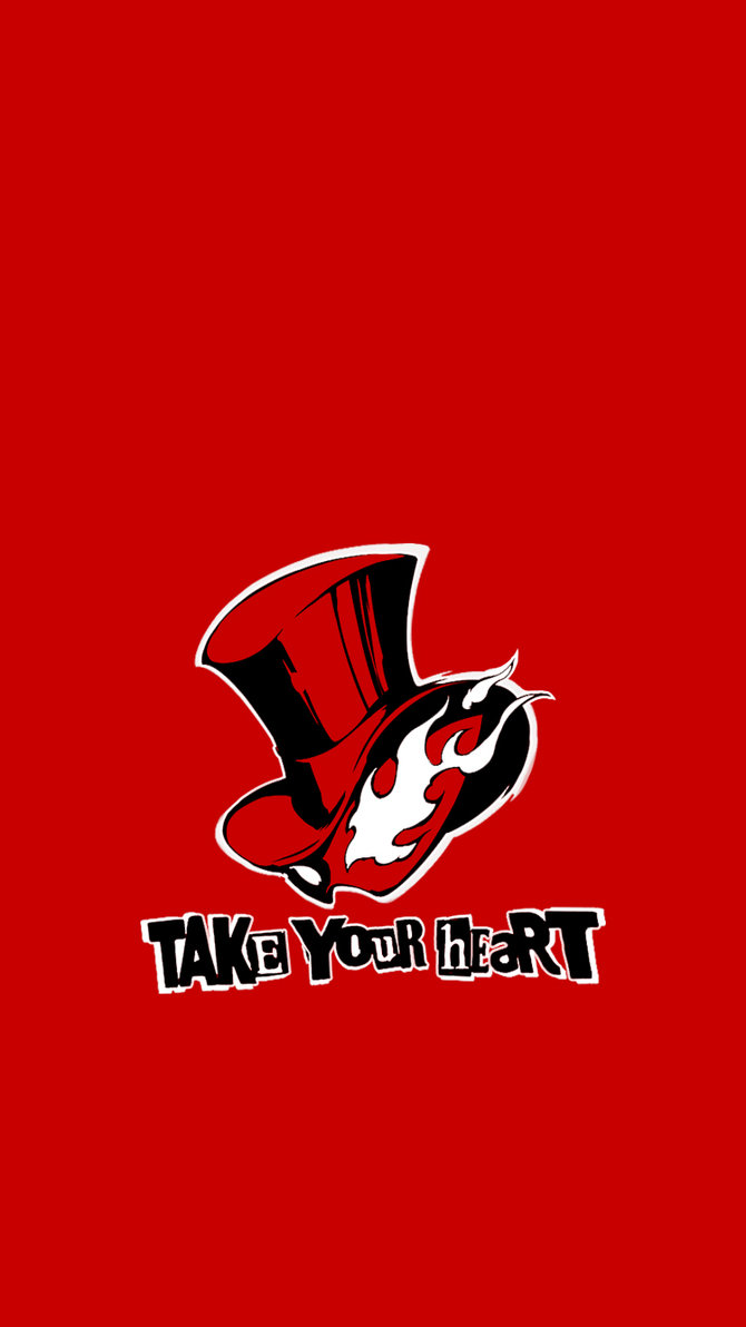 Persona 5 Iphone Wallpaper - Persona 5 Iphone 6s , HD Wallpaper & Backgrounds
