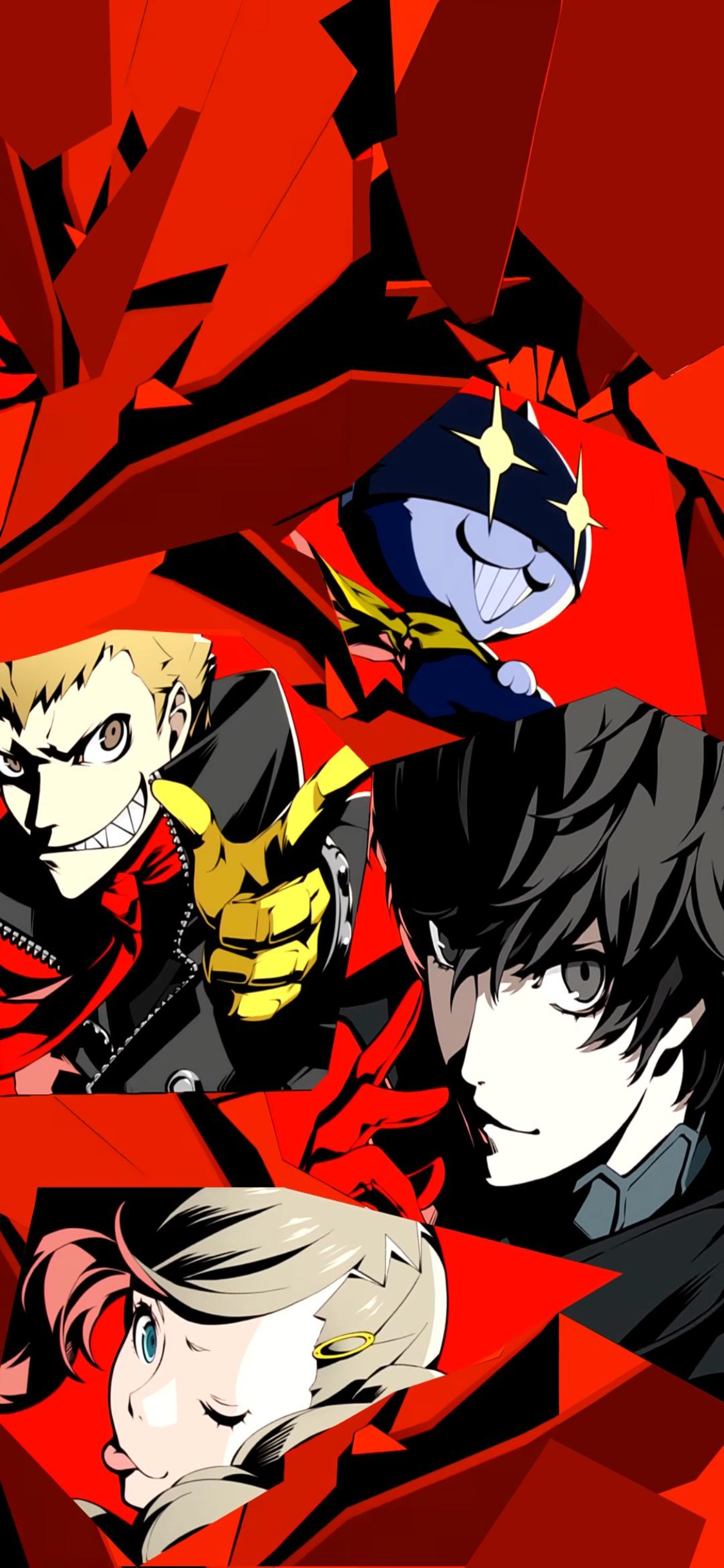 Persona 5 Wallpaper For Iphone - Persona 5 Wallpaper Iphone X , HD Wallpaper & Backgrounds