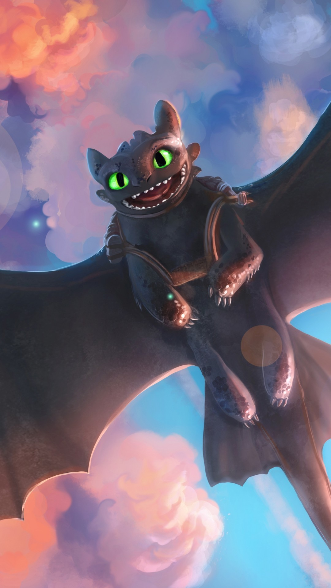 How To Train Your Dragon Night Fury Artwork Toothless Alpha Night Fury 3113117 Hd Wallpaper Backgrounds Download