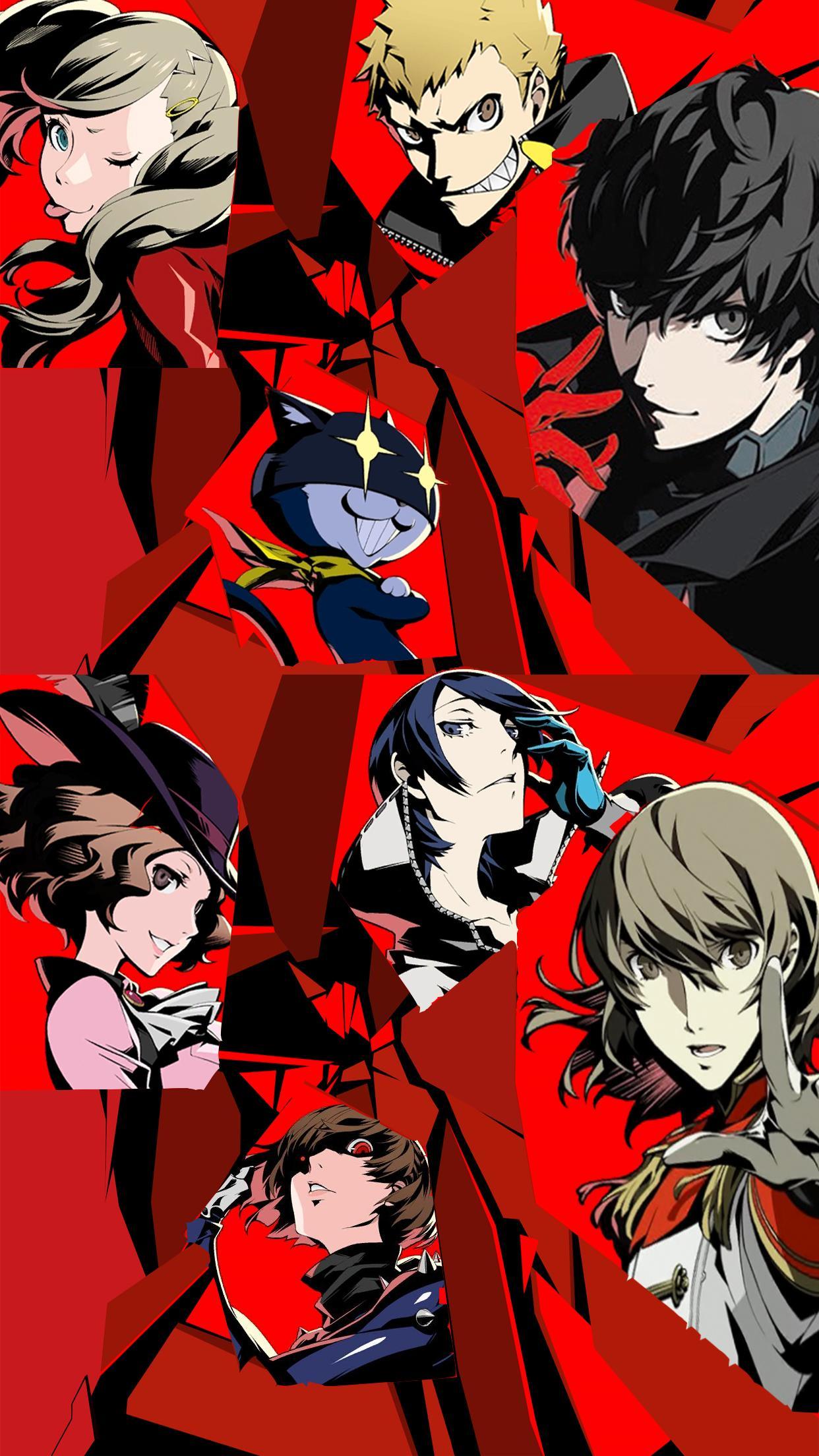 Persona 5 Royal Dlc 3113301 Hd Wallpaper Backgrounds Download