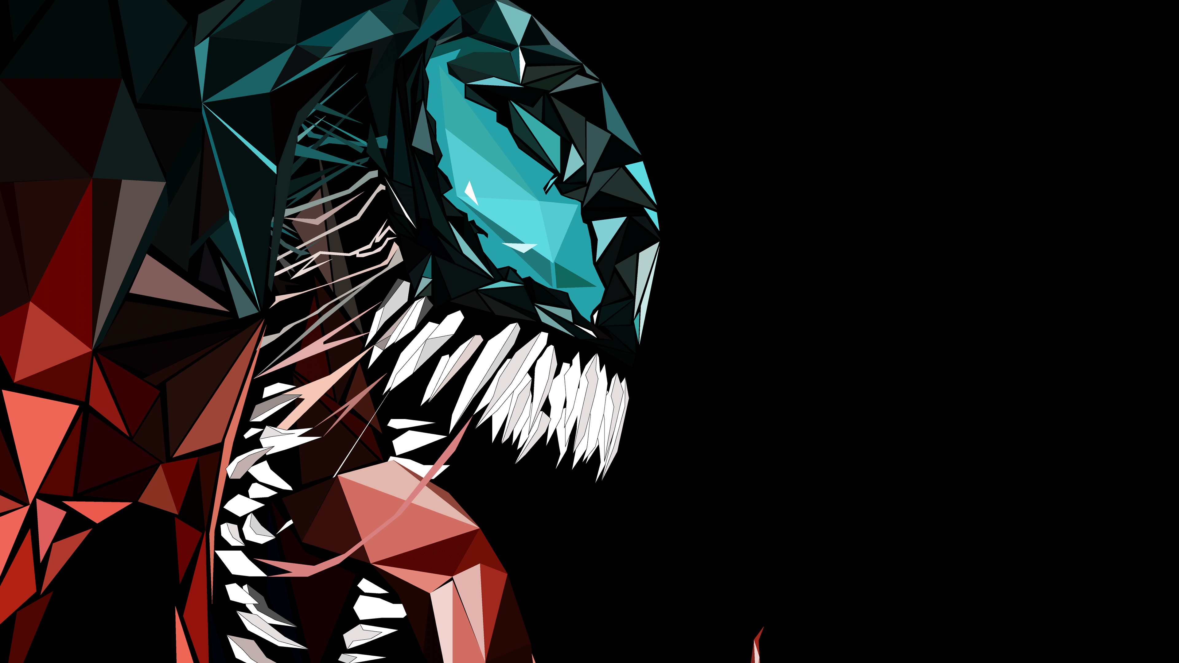 Venom Abstract 4k Abstract Desktop Wallpaper 4k 3116200 Hd Wallpaper Backgrounds Download