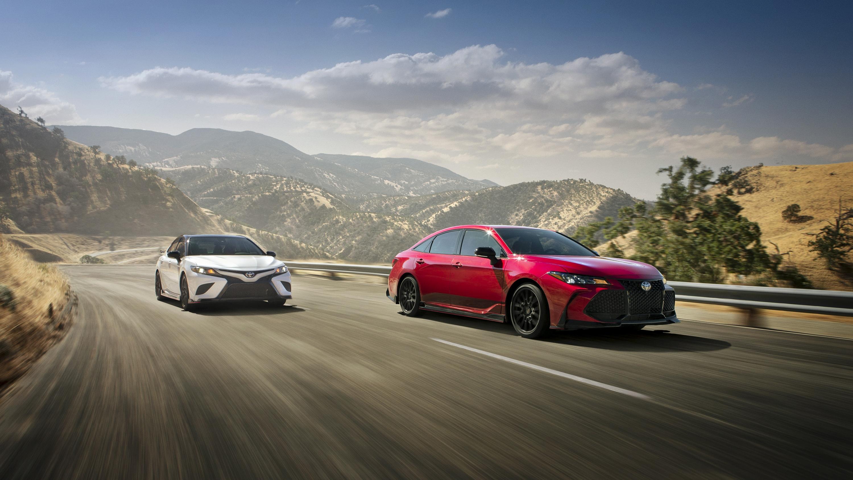 2020 Toyota , HD Wallpaper & Backgrounds