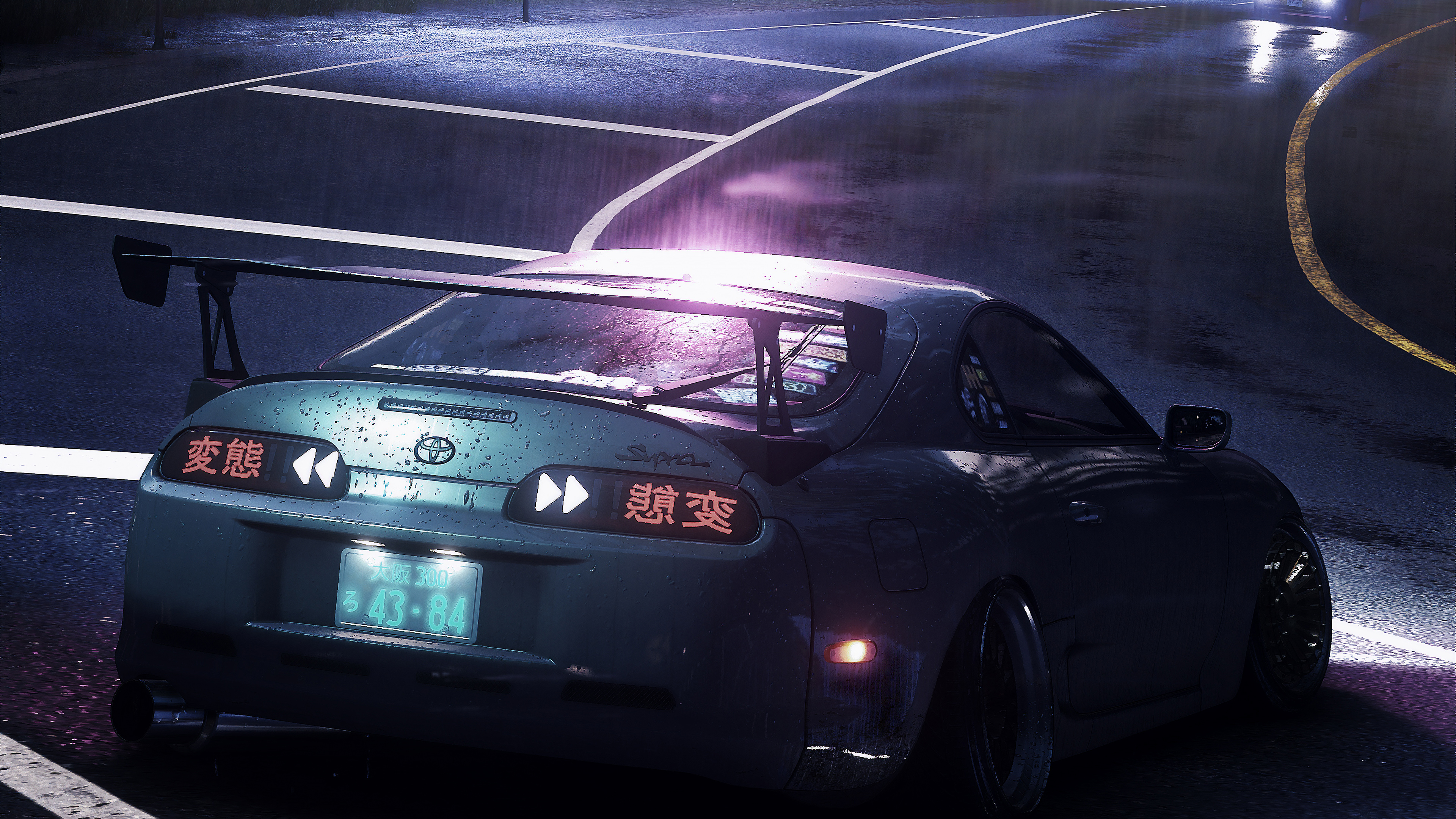 Toyota Supra Need For Speed, Hd Games, 4k Wallpapers, - Toyota Supra Wallpaper 4k , HD Wallpaper & Backgrounds