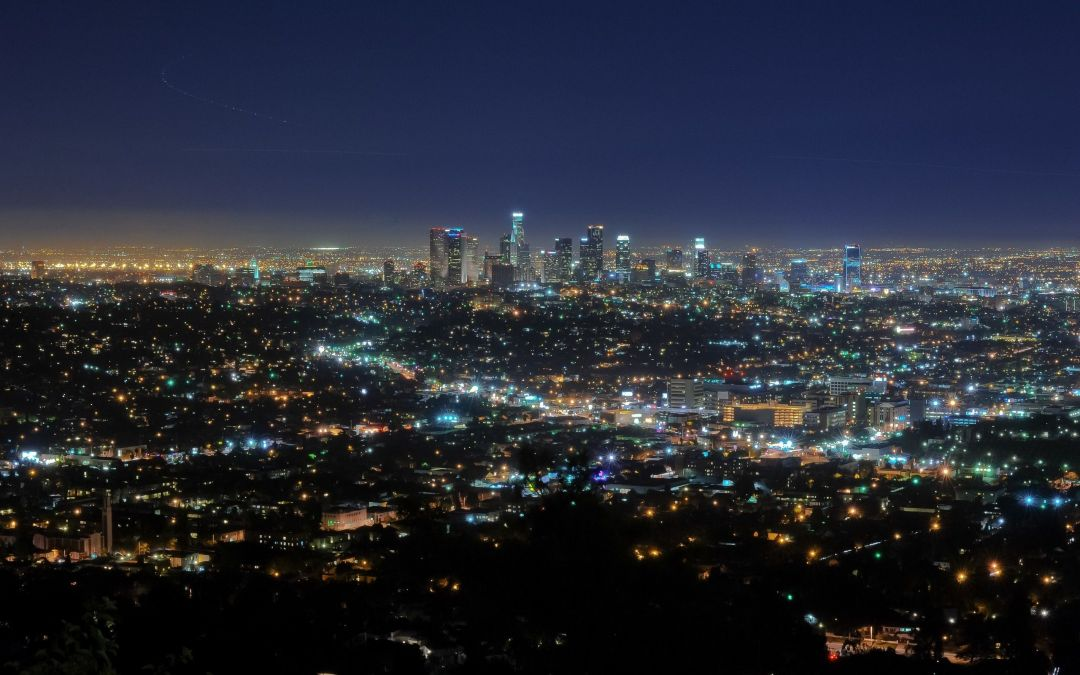 Los Angeles City - Griffith Observatory , HD Wallpaper & Backgrounds