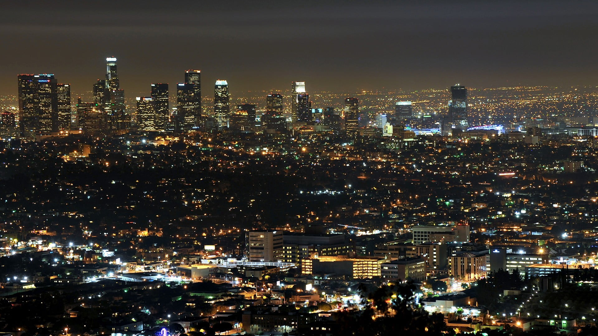 Los Angeles , HD Wallpaper & Backgrounds