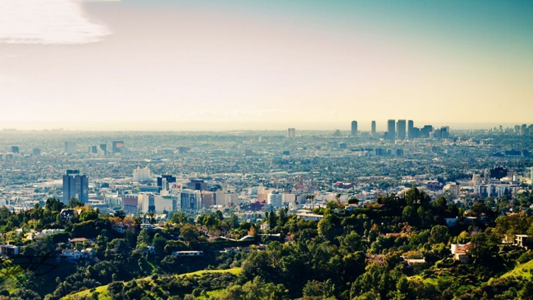 Los Angeles City - Los Angeles , HD Wallpaper & Backgrounds