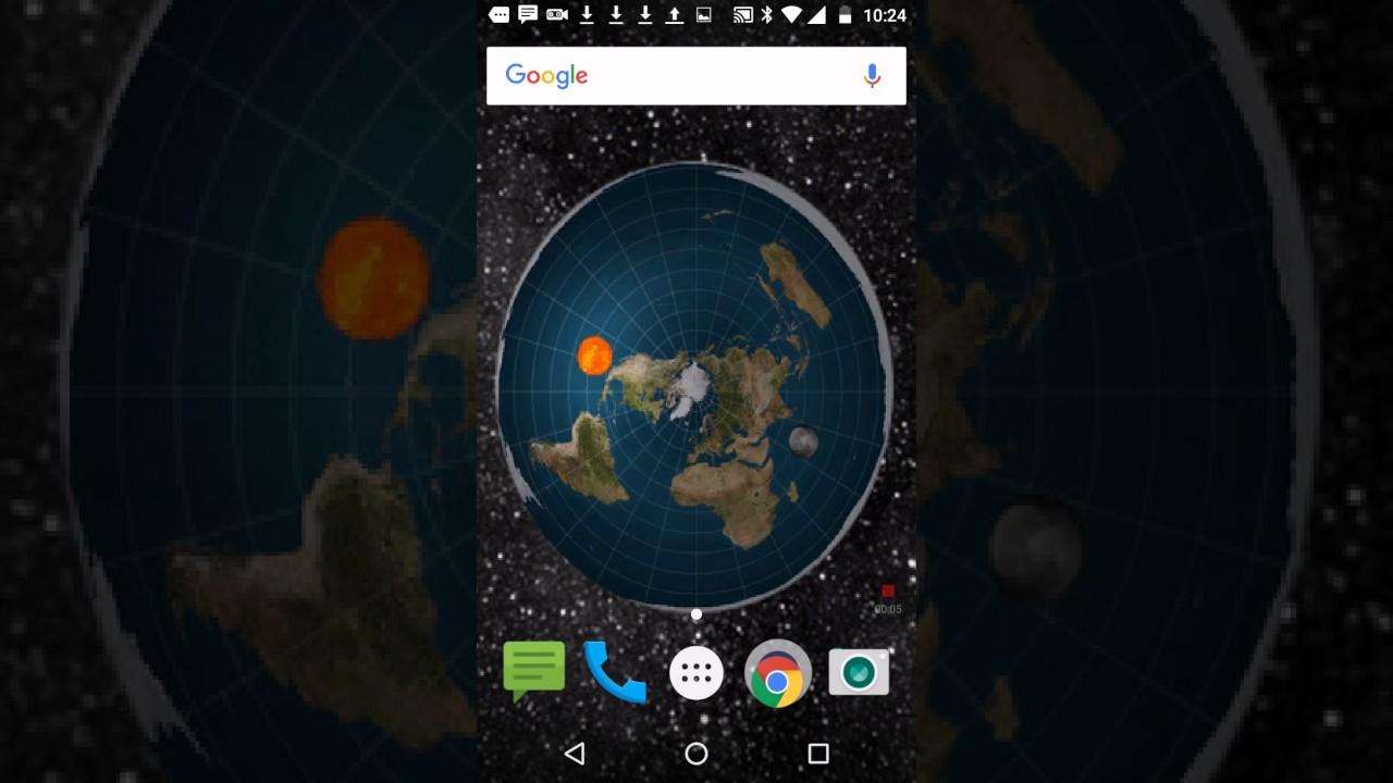 Flat Earth Wallpaper 4k , HD Wallpaper & Backgrounds