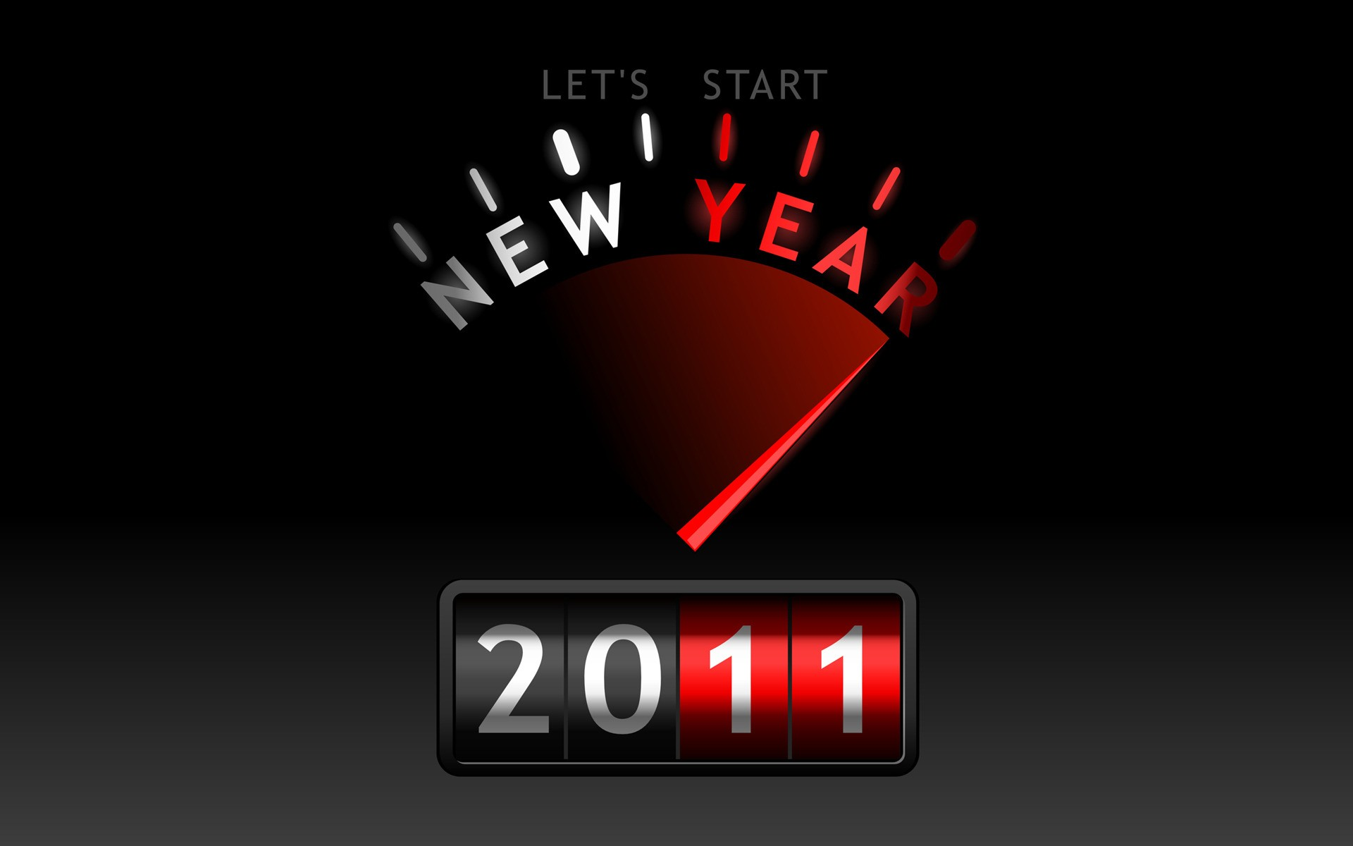 New Year Wallpapers 2011 - Happy New Year 2011 , HD Wallpaper & Backgrounds