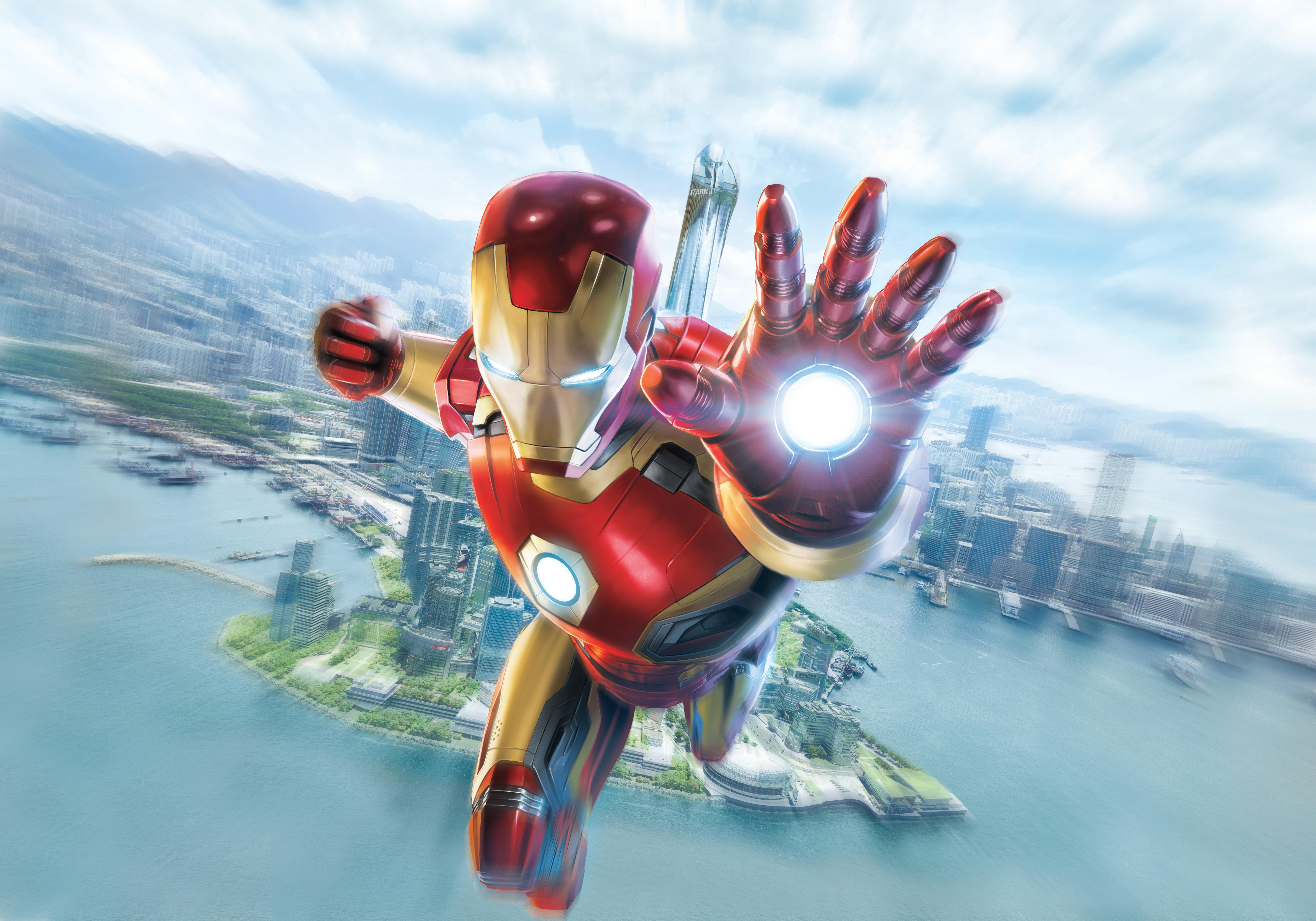 Iron Man Wallpaper 8k , HD Wallpaper & Backgrounds